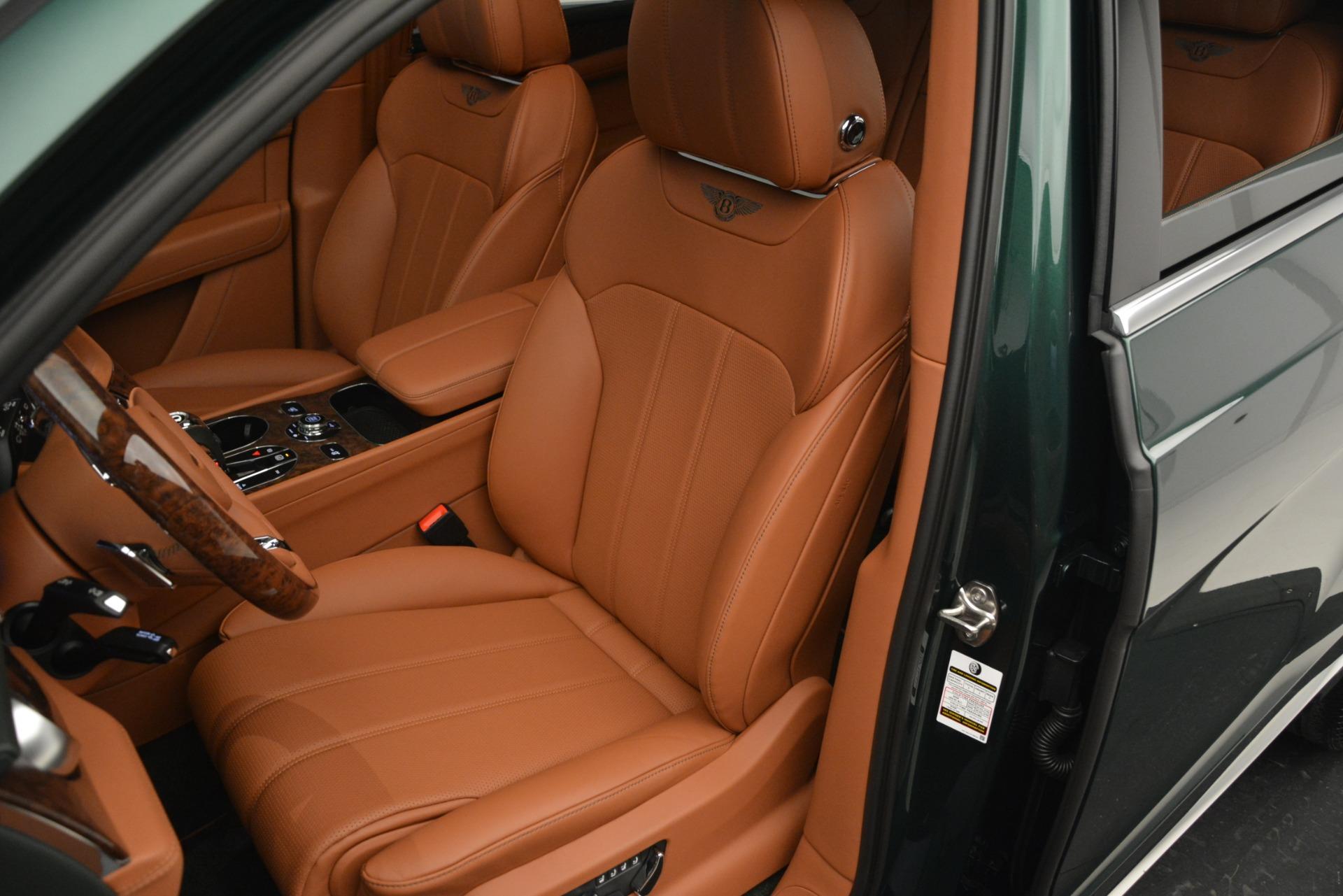 New 2019 Bentley Bentayga V8 For Sale In Greenwich, CT. Alfa Romeo of Greenwich, B1391 2645_p19