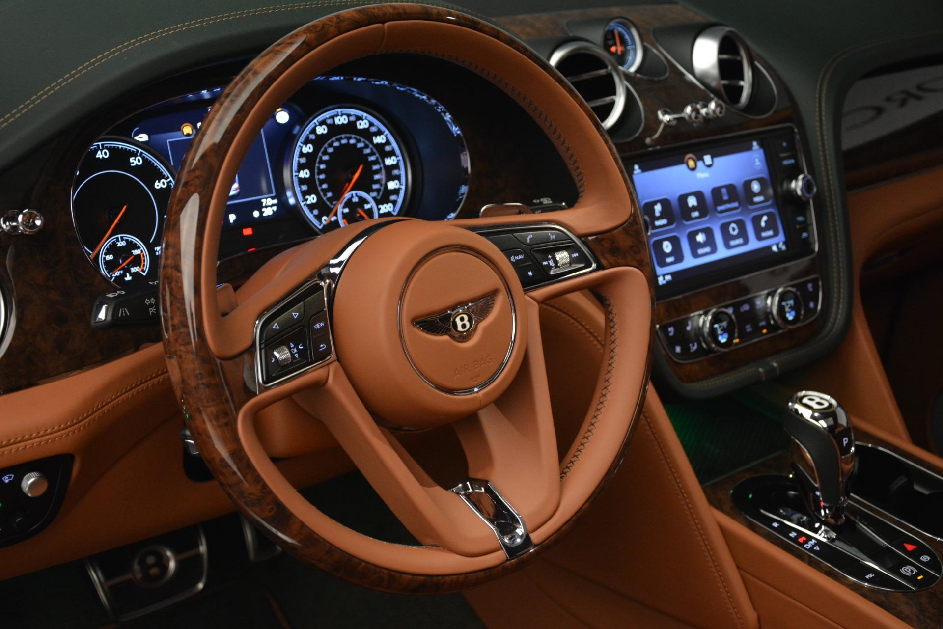 New 2019 Bentley Bentayga V8 For Sale In Greenwich, CT. Alfa Romeo of Greenwich, B1391 2645_p21