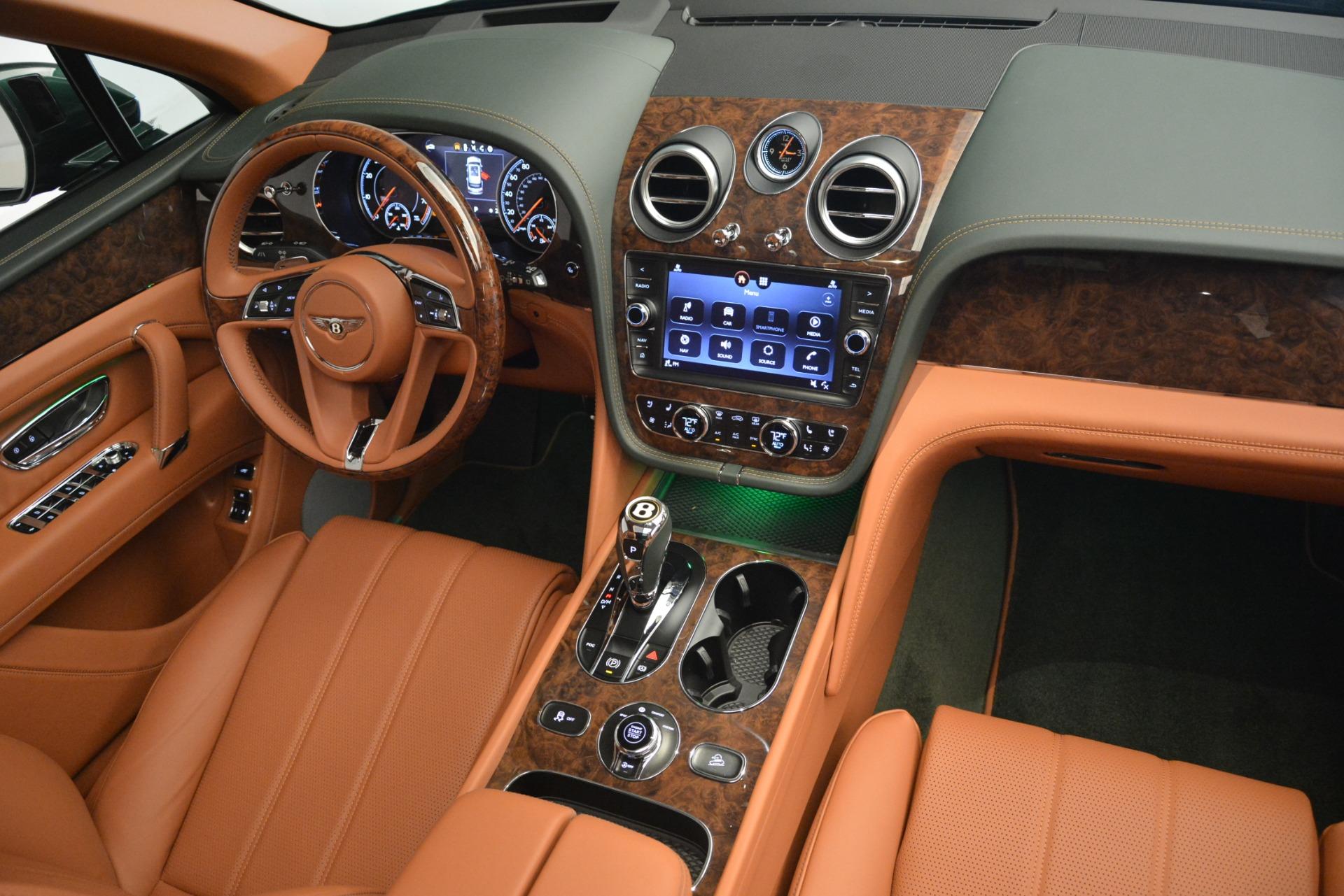 New 2019 Bentley Bentayga V8 For Sale In Greenwich, CT. Alfa Romeo of Greenwich, B1391 2645_p30