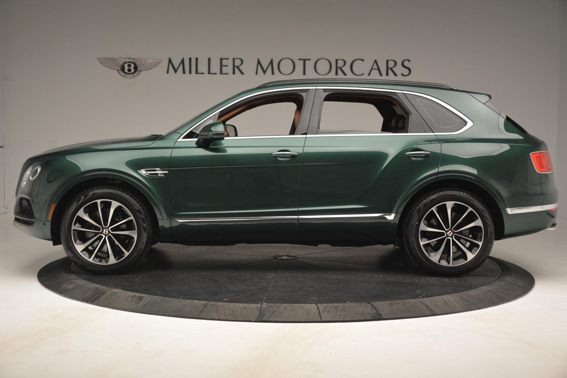New 2019 Bentley Bentayga V8 For Sale In Greenwich, CT. Alfa Romeo of Greenwich, B1391 2645_p3