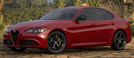 New 2018 Alfa Romeo Giulia Ti Q4 For Sale In Greenwich, CT. Alfa Romeo of Greenwich, LW247 2647_main