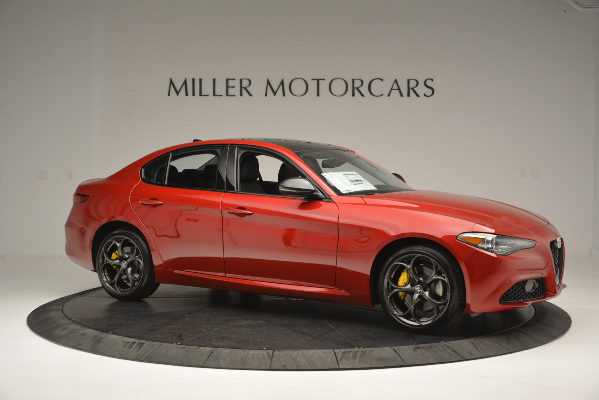 New 2018 Alfa Romeo Giulia Ti Q4 For Sale In Greenwich, CT. Alfa Romeo of Greenwich, L488 2649_p10