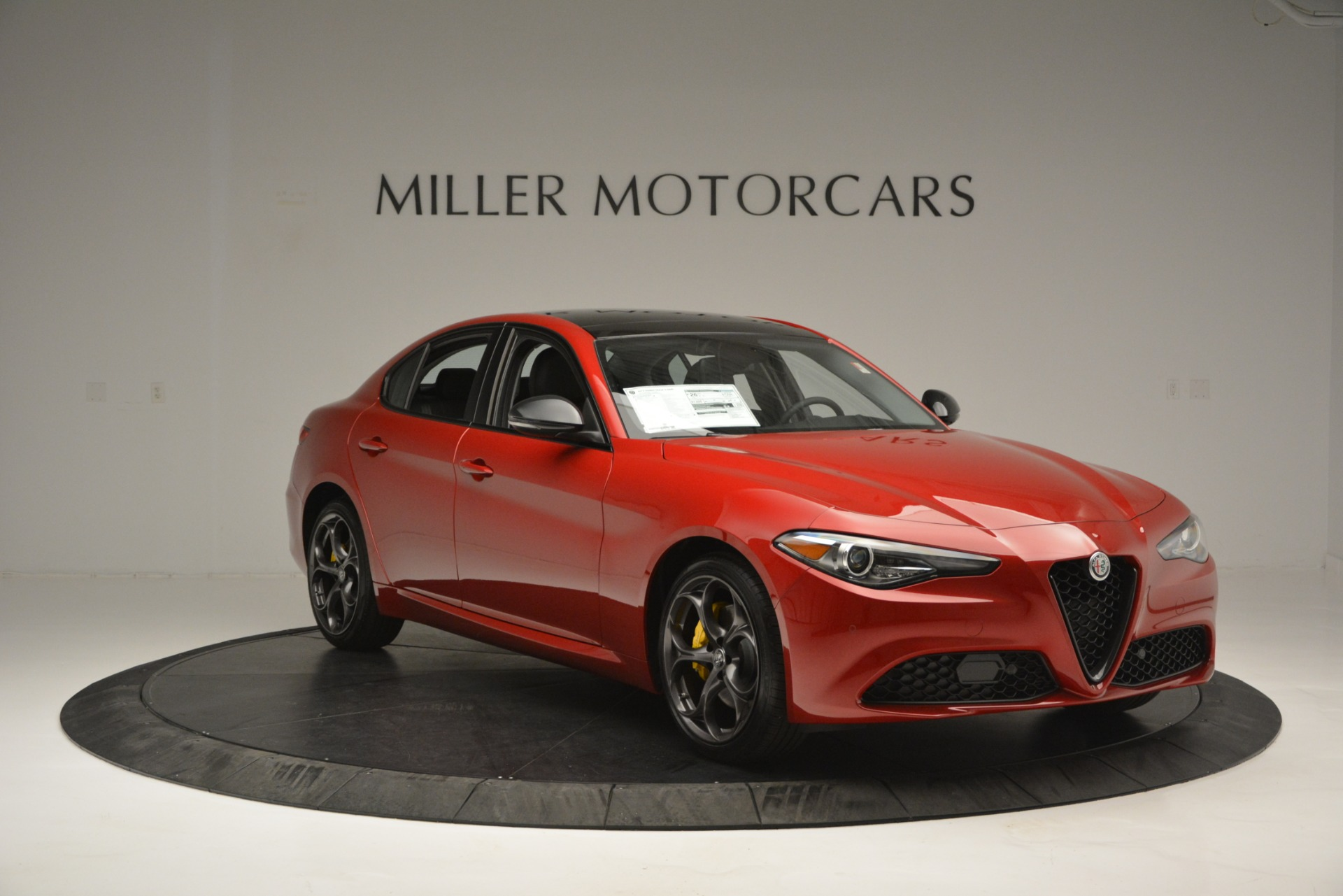 New 2018 Alfa Romeo Giulia Ti Q4 For Sale In Greenwich, CT. Alfa Romeo of Greenwich, L488 2649_p11