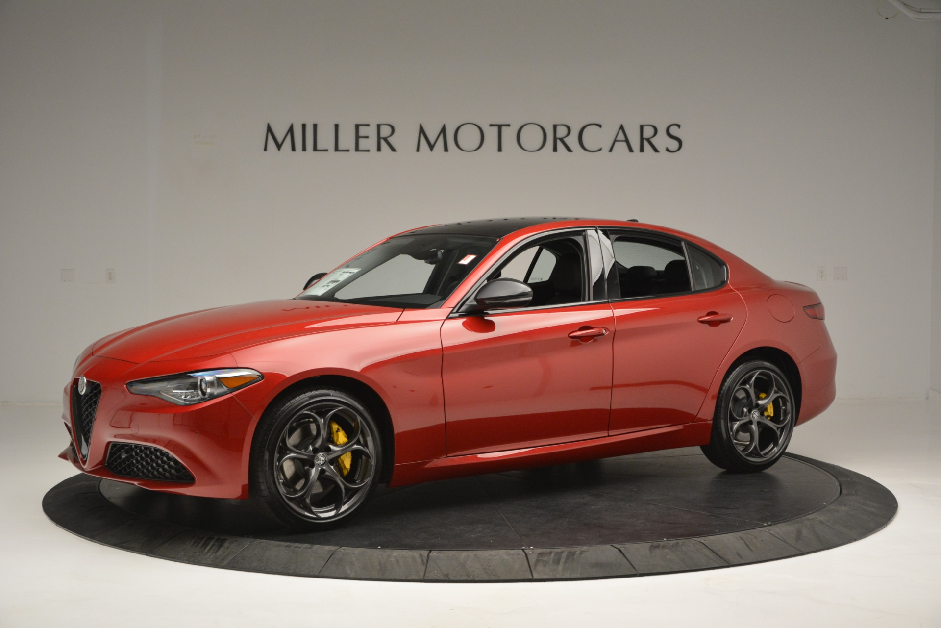 New 2018 Alfa Romeo Giulia Ti Q4 For Sale In Greenwich, CT. Alfa Romeo of Greenwich, L488 2649_p2