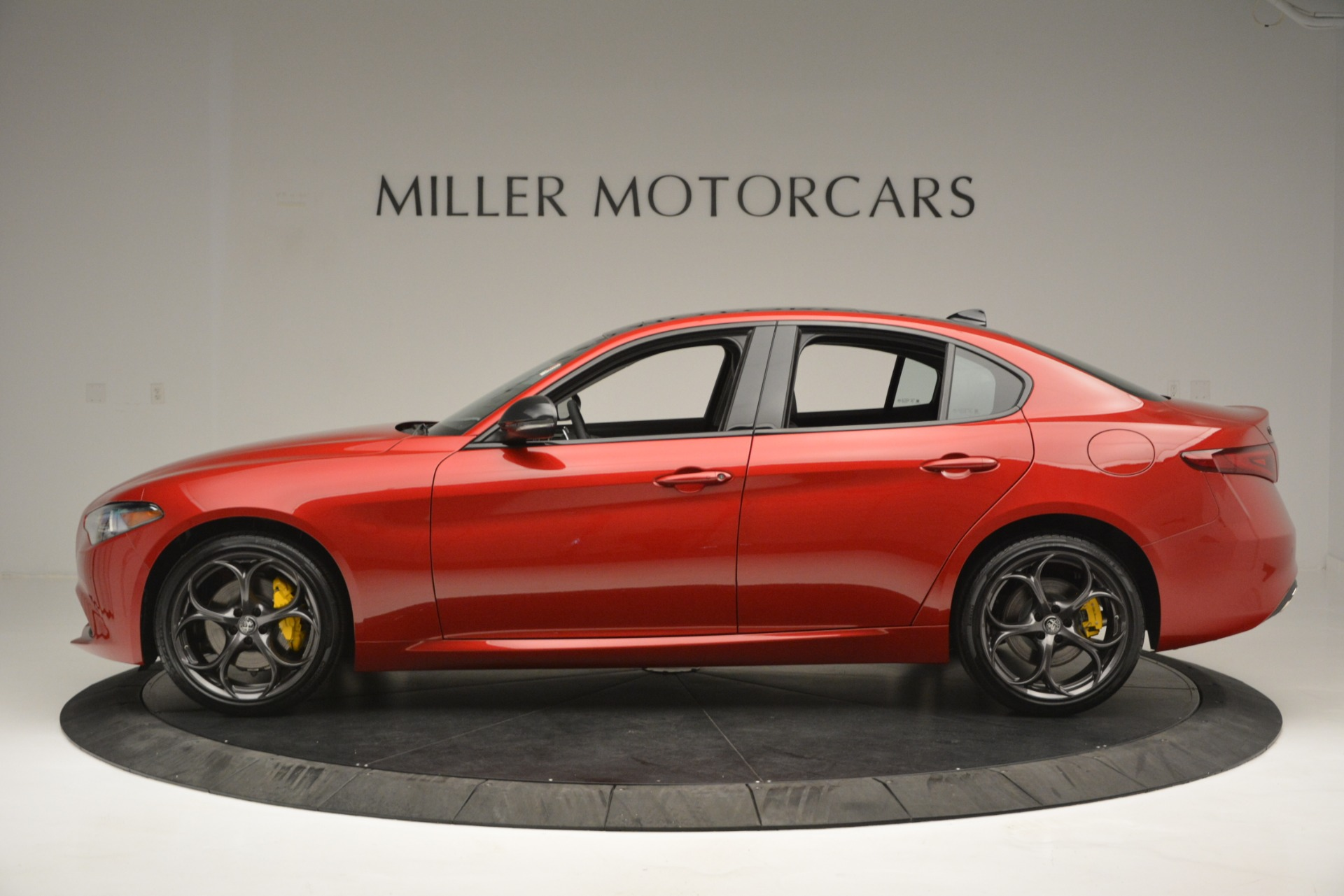 New 2018 Alfa Romeo Giulia Ti Q4 For Sale In Greenwich, CT. Alfa Romeo of Greenwich, L488 2649_p3