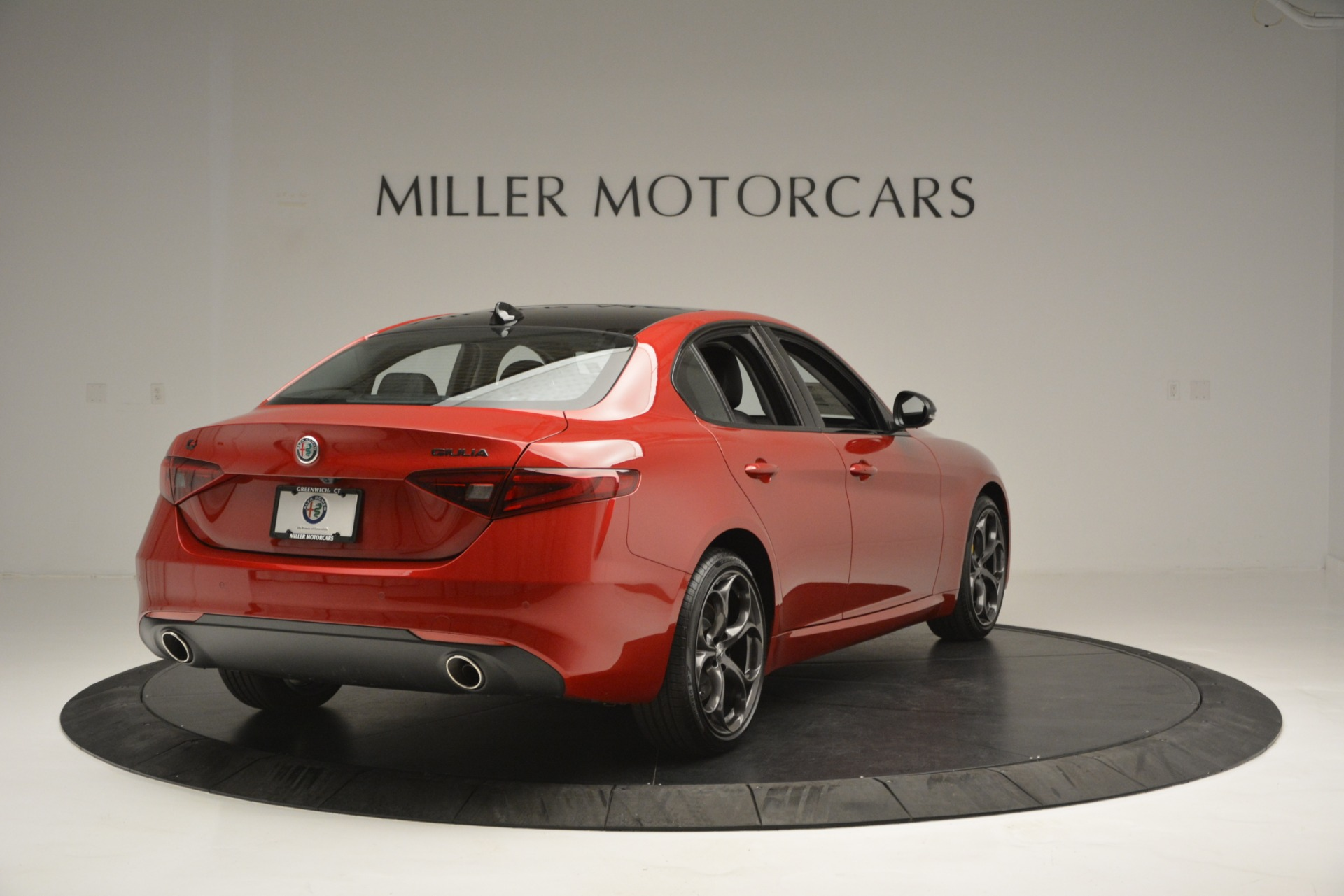New 2018 Alfa Romeo Giulia Ti Q4 For Sale In Greenwich, CT. Alfa Romeo of Greenwich, L488 2649_p7