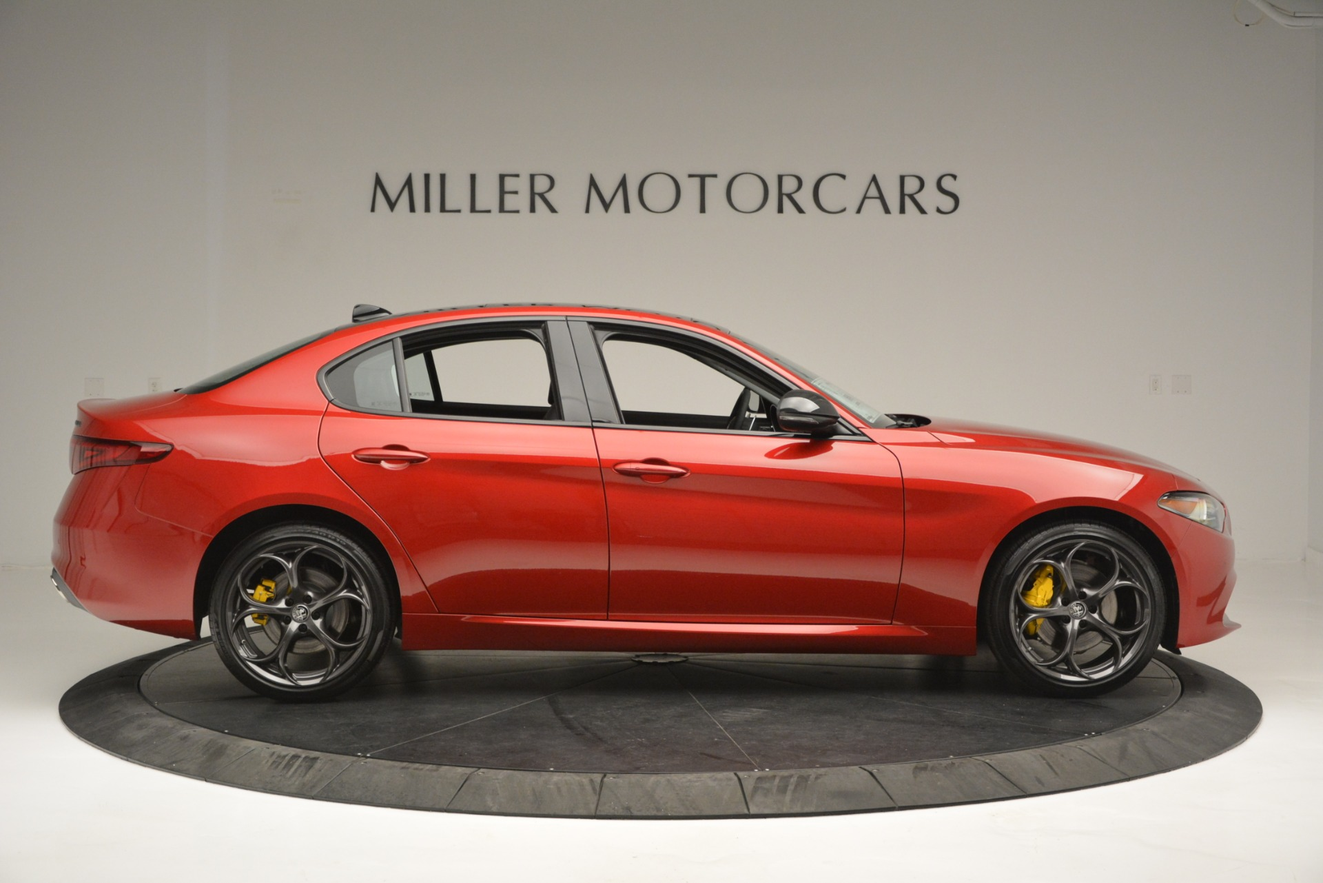 New 2018 Alfa Romeo Giulia Ti Q4 For Sale In Greenwich, CT. Alfa Romeo of Greenwich, L488 2649_p9