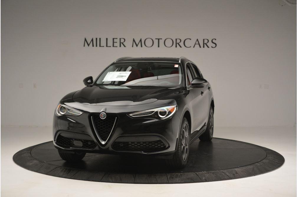New 2019 Alfa Romeo Stelvio Q4 For Sale In Greenwich, CT. Alfa Romeo of Greenwich, L486 2650_main