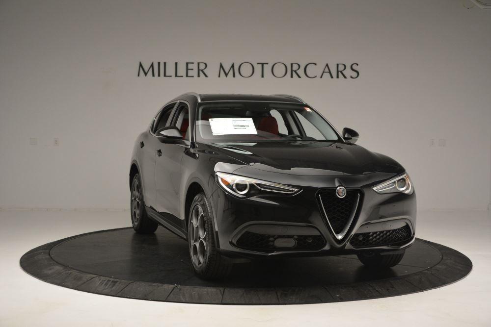 New 2019 Alfa Romeo Stelvio Q4 For Sale In Greenwich, CT. Alfa Romeo of Greenwich, L486 2650_p11