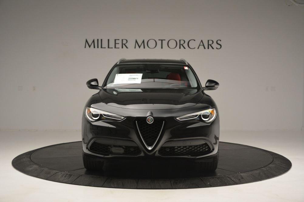 New 2019 Alfa Romeo Stelvio Q4 For Sale In Greenwich, CT. Alfa Romeo of Greenwich, L486 2650_p12