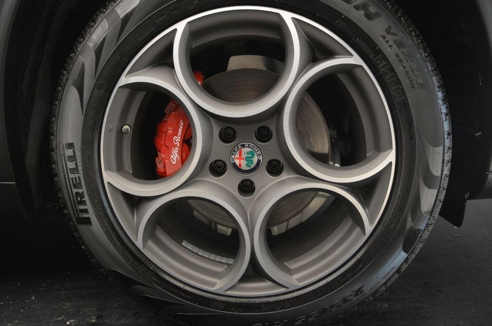 New 2019 Alfa Romeo Stelvio Q4 For Sale In Greenwich, CT. Alfa Romeo of Greenwich, L486 2650_p25