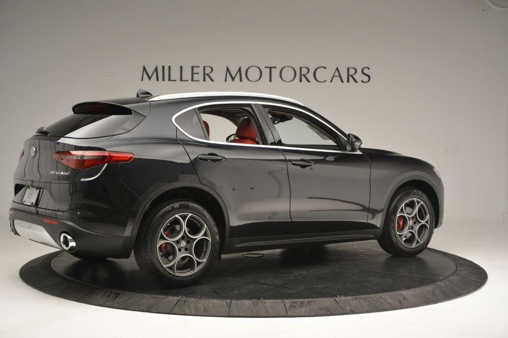 New 2019 Alfa Romeo Stelvio Q4 For Sale In Greenwich, CT. Alfa Romeo of Greenwich, L486 2650_p8