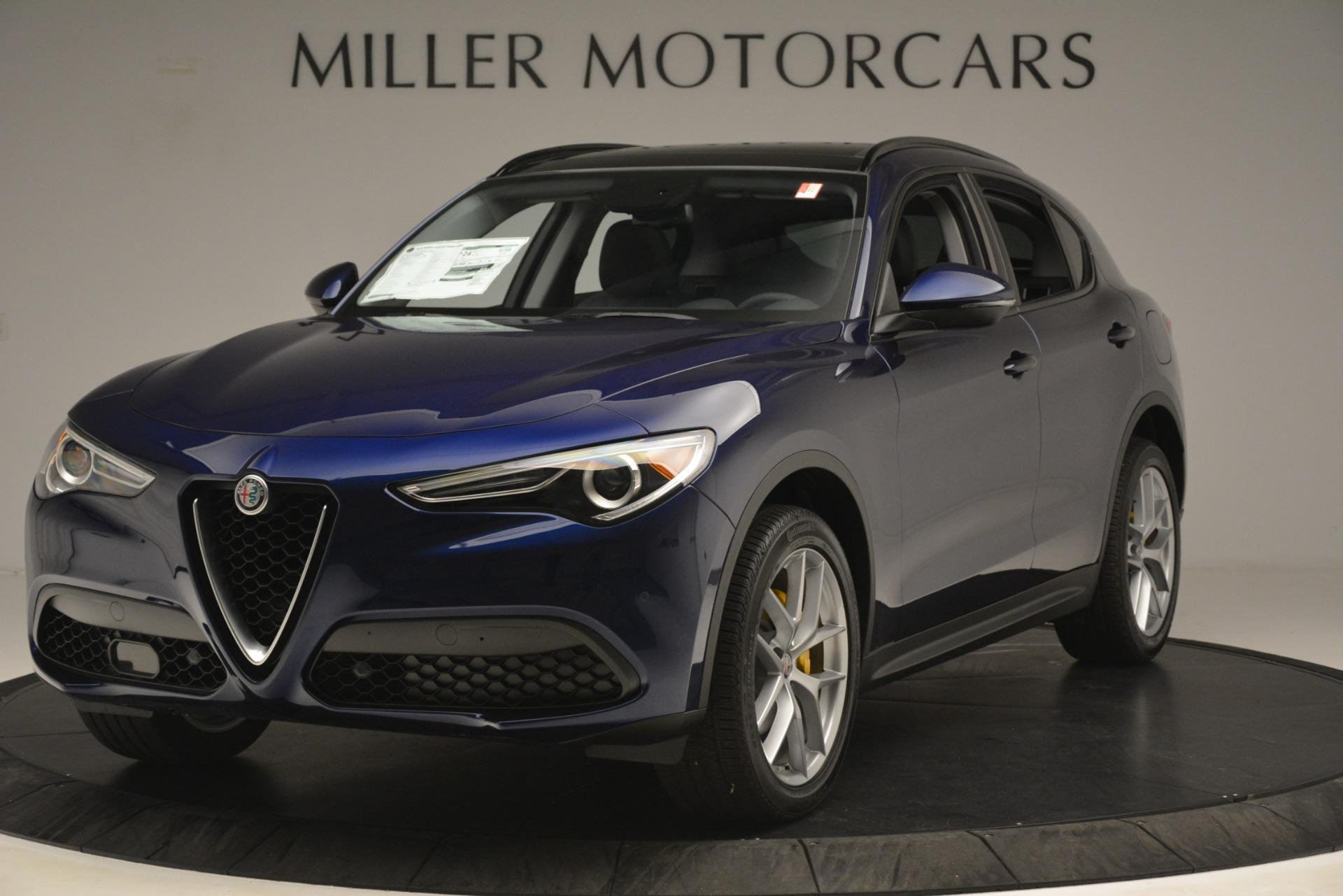 New 2019 Alfa Romeo Stelvio Q4 For Sale $49940 In Greenwich, CT 2652_main