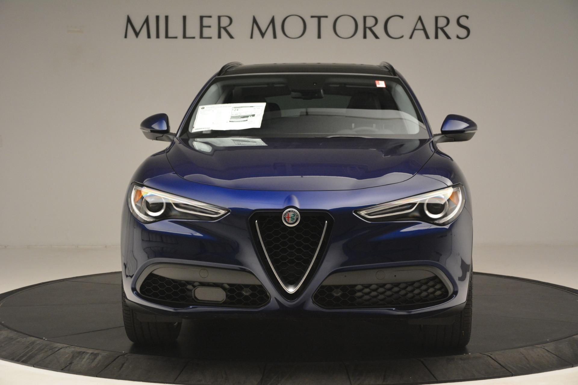 New 2019 Alfa Romeo Stelvio Q4 For Sale In Greenwich, CT. Alfa Romeo of Greenwich, L492 2652_p12