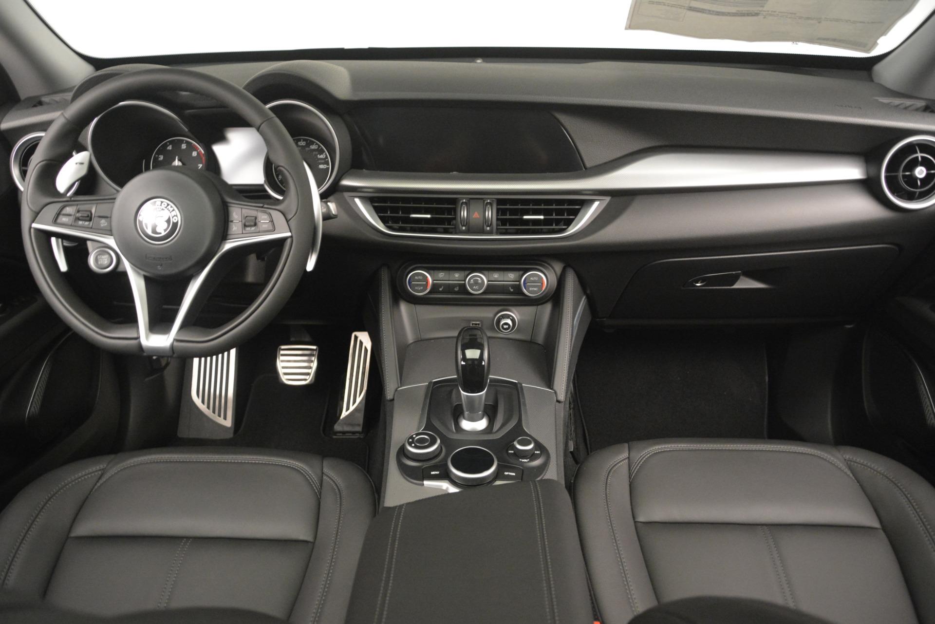 New 2019 Alfa Romeo Stelvio Q4 For Sale In Greenwich, CT. Alfa Romeo of Greenwich, L492 2652_p16
