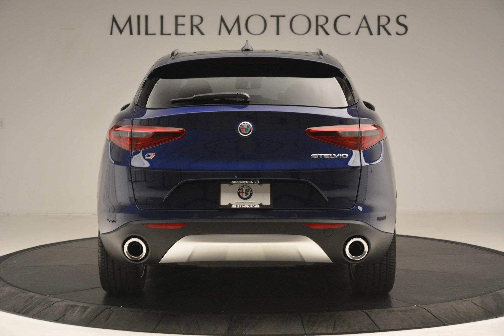 New 2019 Alfa Romeo Stelvio Q4 For Sale In Greenwich, CT. Alfa Romeo of Greenwich, L492 2652_p6
