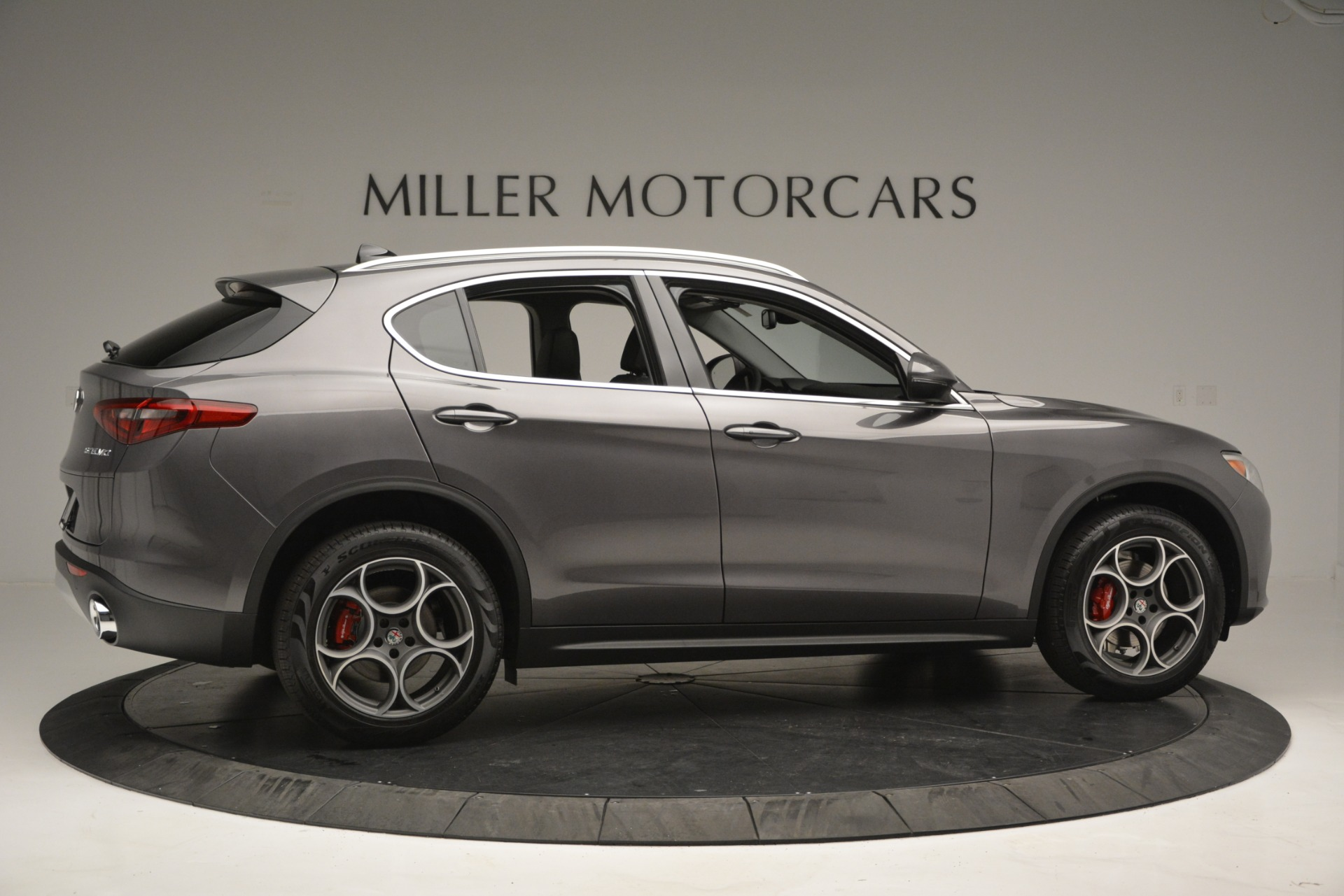 New 2019 Alfa Romeo Stelvio Q4 For Sale In Greenwich, CT. Alfa Romeo of Greenwich, L493 2653_p11
