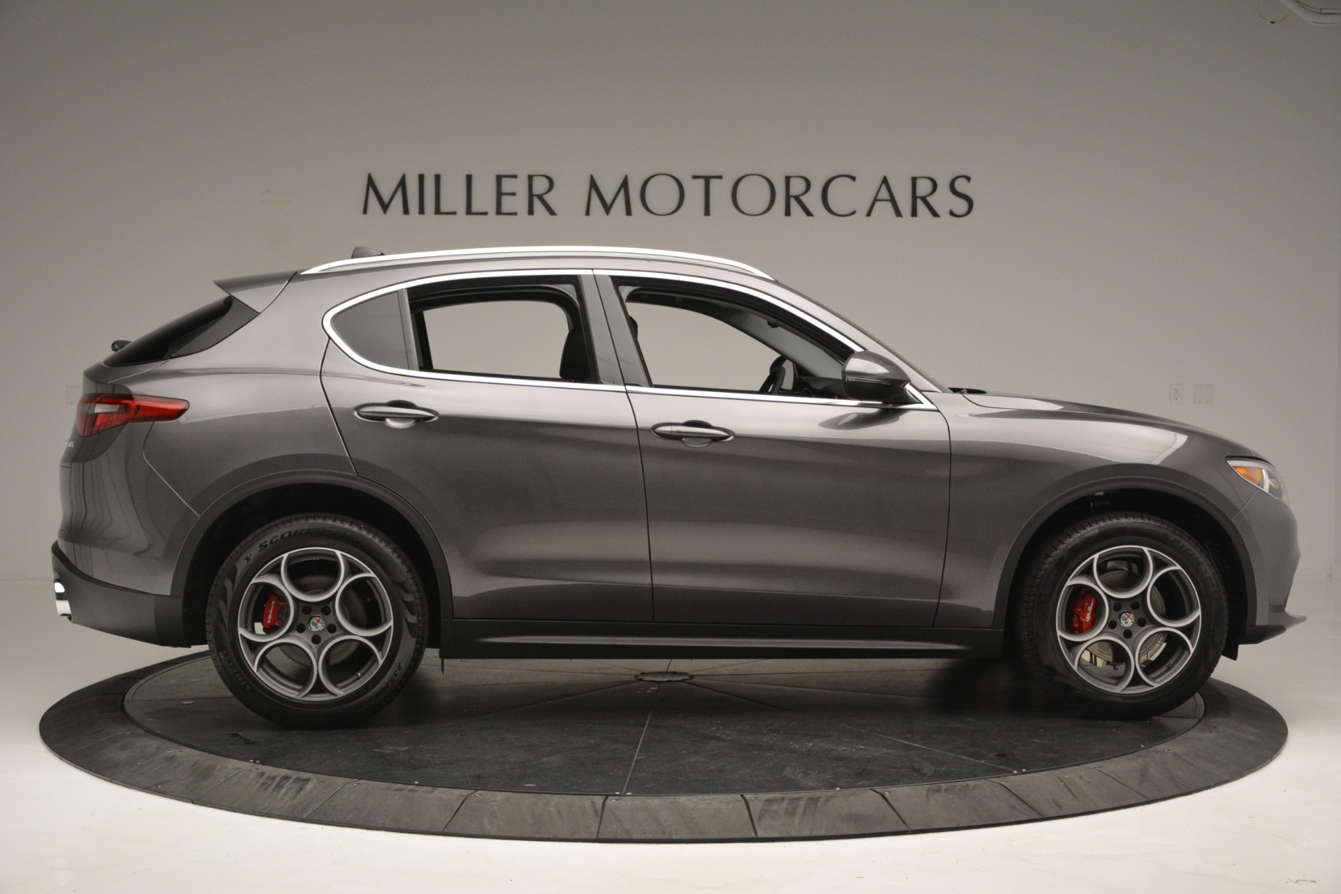 New 2019 Alfa Romeo Stelvio Q4 For Sale In Greenwich, CT. Alfa Romeo of Greenwich, L493 2653_p12