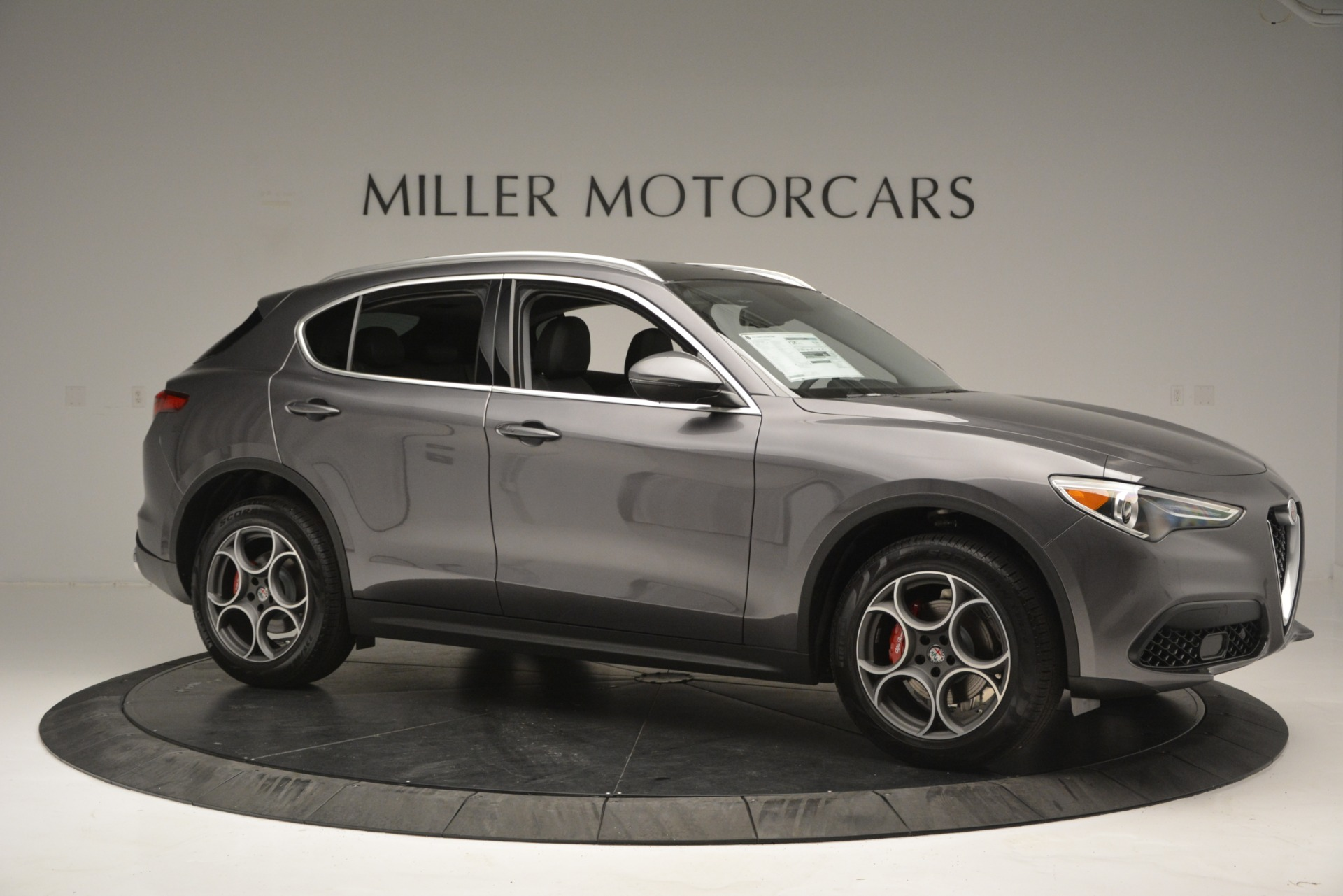New 2019 Alfa Romeo Stelvio Q4 For Sale In Greenwich, CT. Alfa Romeo of Greenwich, L493 2653_p13