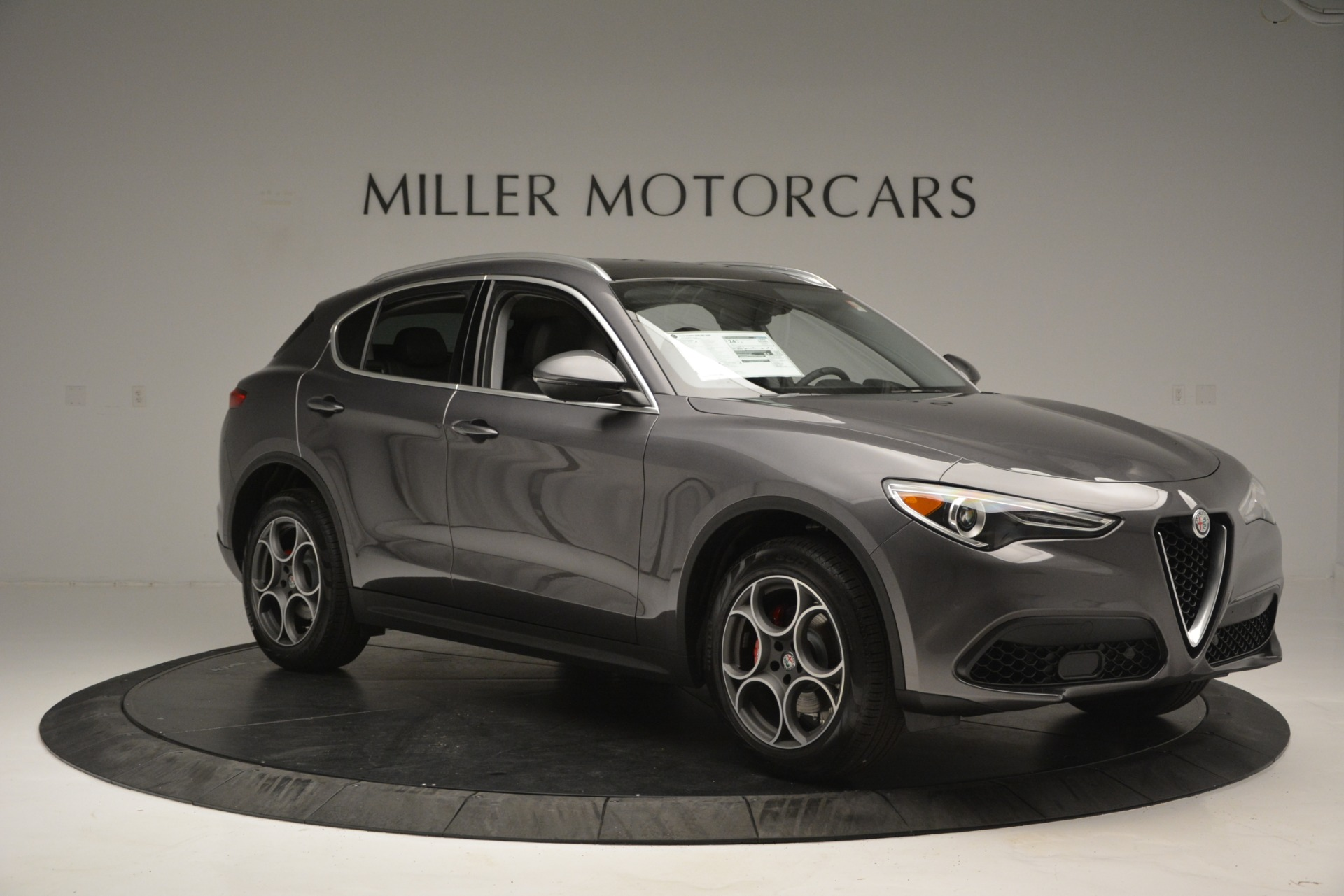 New 2019 Alfa Romeo Stelvio Q4 For Sale In Greenwich, CT. Alfa Romeo of Greenwich, L493 2653_p14