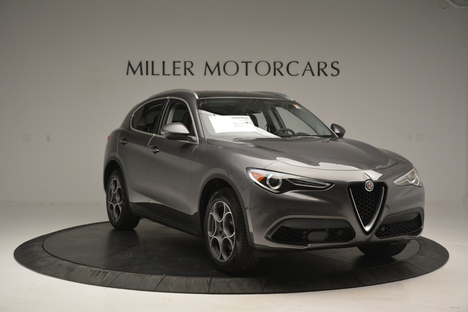 New 2019 Alfa Romeo Stelvio Q4 For Sale In Greenwich, CT. Alfa Romeo of Greenwich, L493 2653_p15