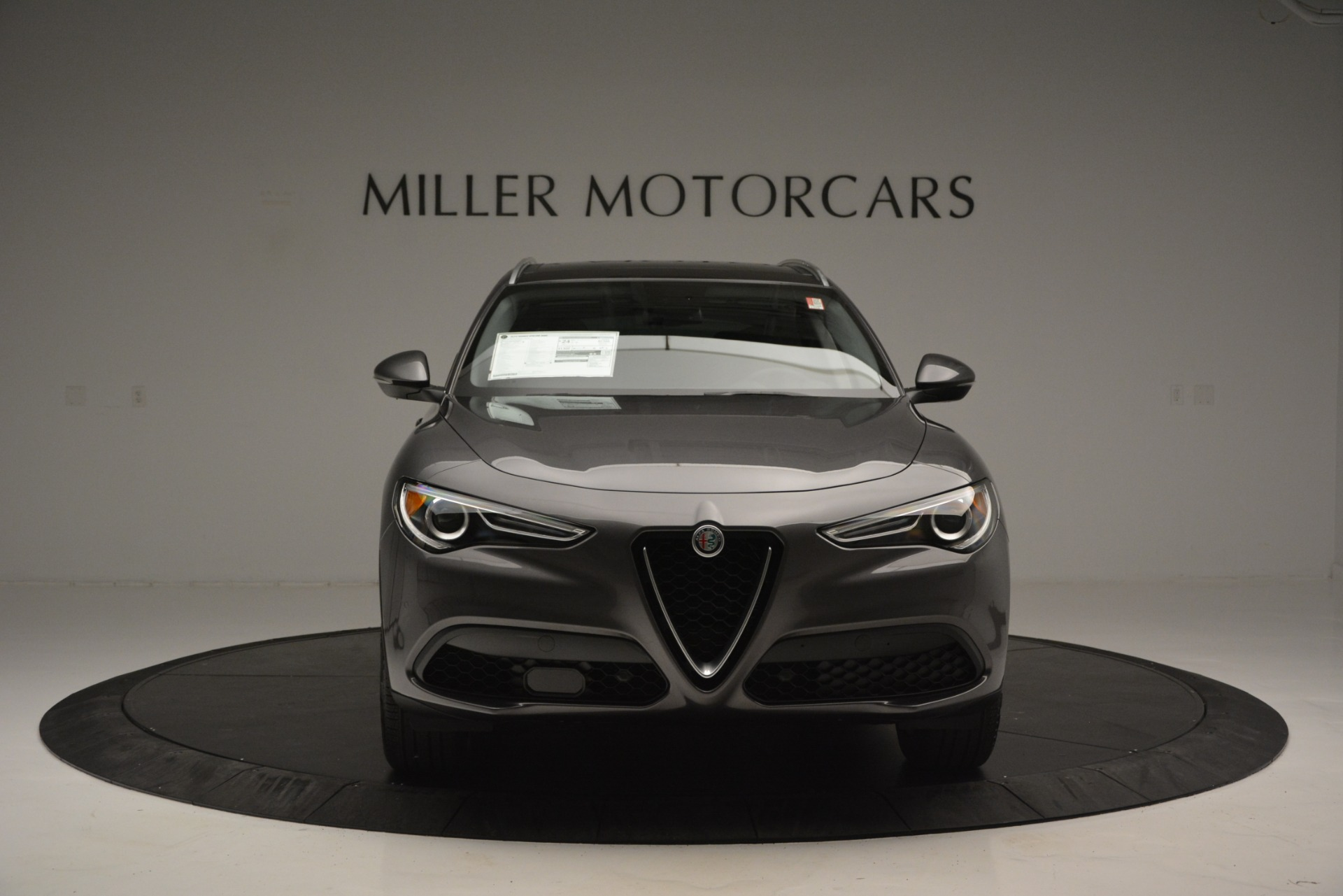 New 2019 Alfa Romeo Stelvio Q4 For Sale In Greenwich, CT. Alfa Romeo of Greenwich, L493 2653_p16