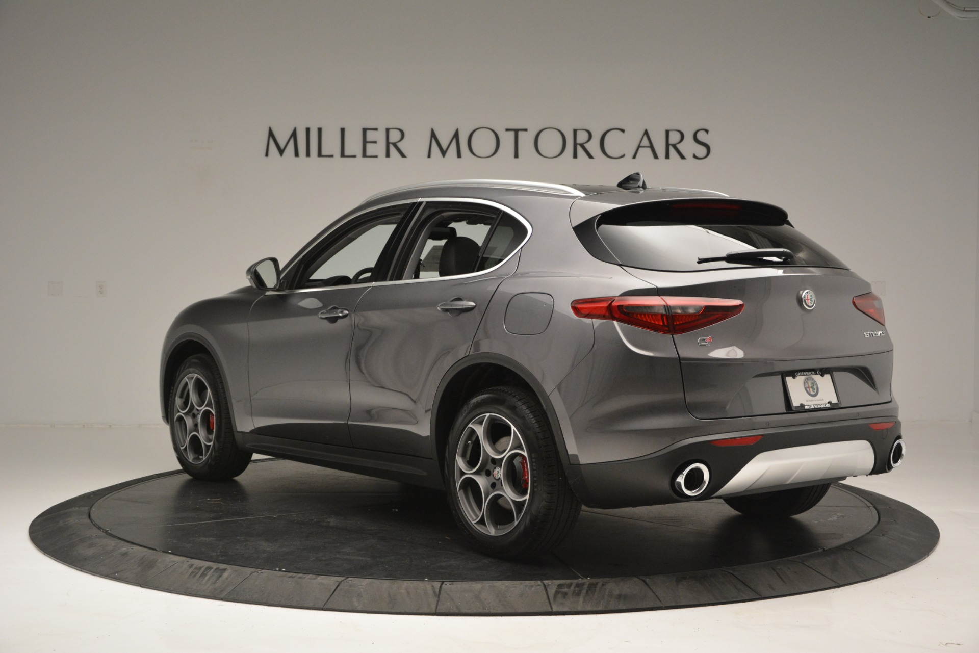 New 2019 Alfa Romeo Stelvio Q4 For Sale In Greenwich, CT. Alfa Romeo of Greenwich, L493 2653_p6