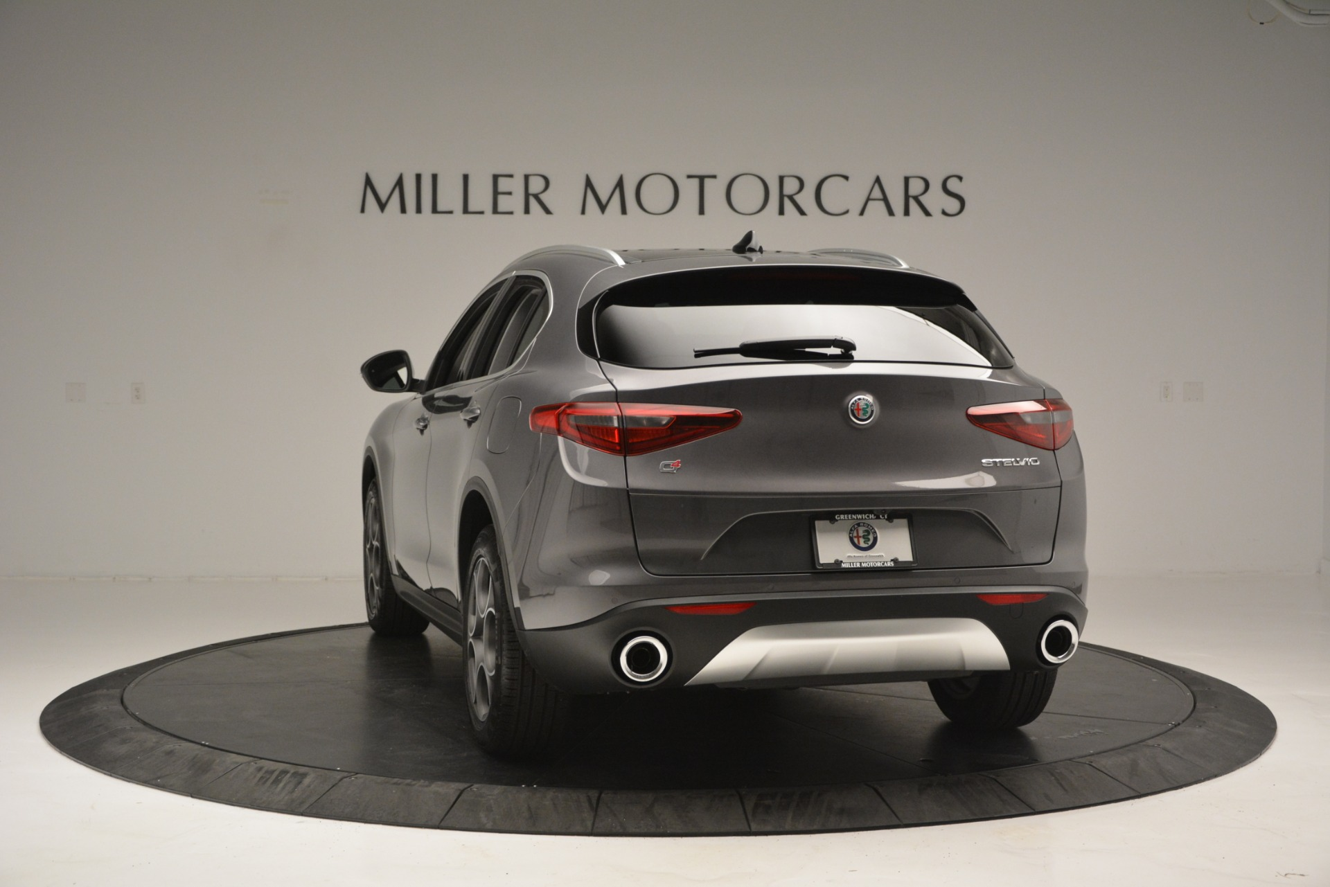 New 2019 Alfa Romeo Stelvio Q4 For Sale In Greenwich, CT. Alfa Romeo of Greenwich, L493 2653_p7