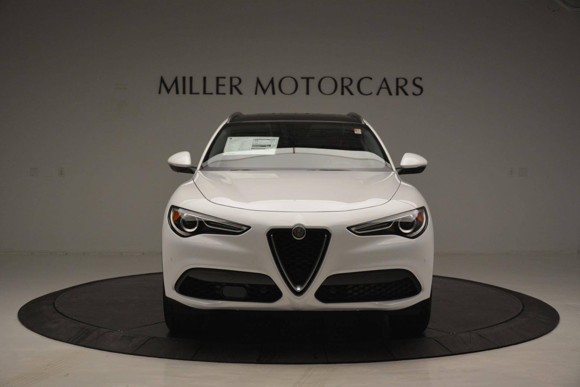 New 2019 Alfa Romeo Stelvio Q4 For Sale In Greenwich, CT. Alfa Romeo of Greenwich, L497 2657_p12