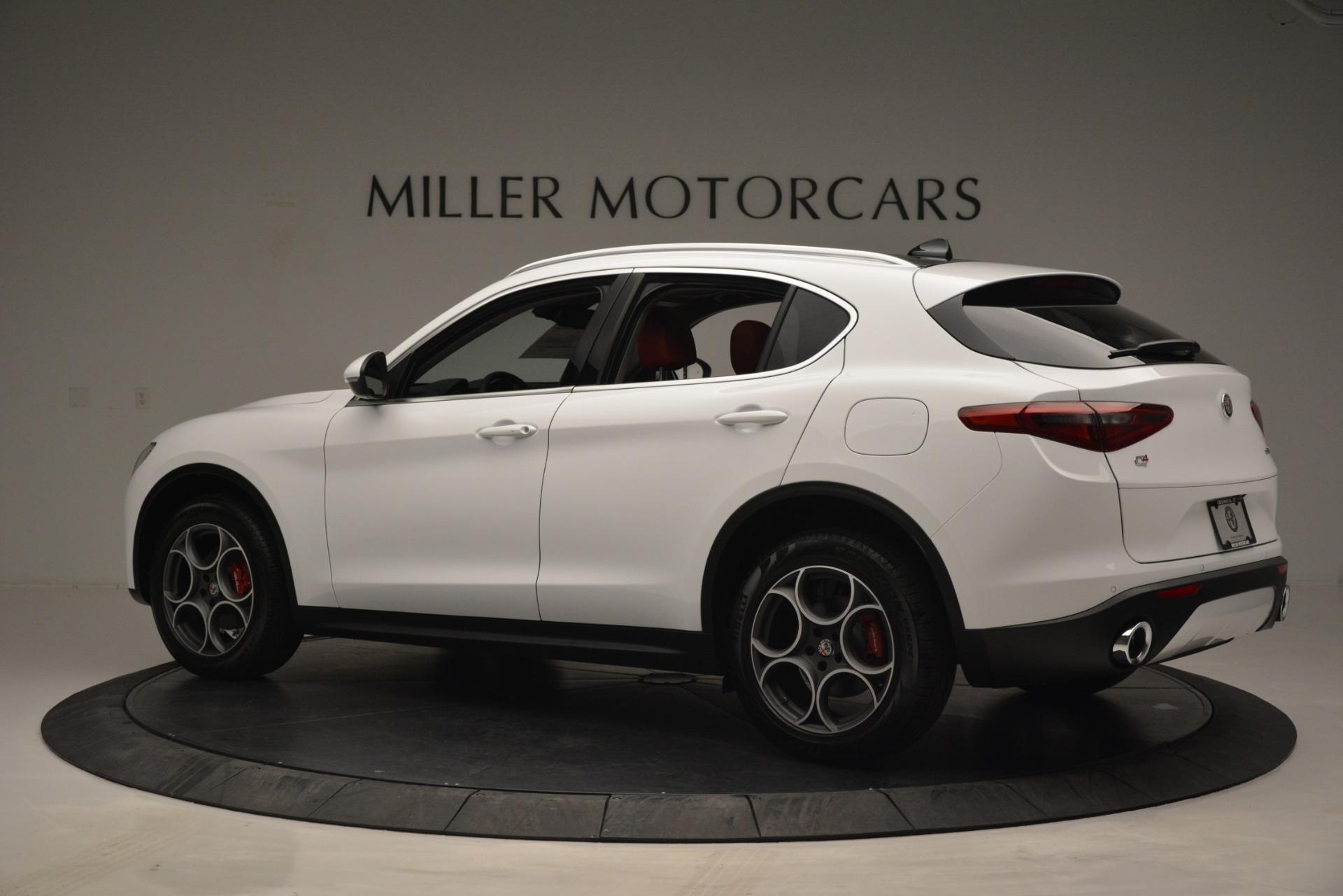 New 2019 Alfa Romeo Stelvio Q4 For Sale In Greenwich, CT. Alfa Romeo of Greenwich, L497 2657_p4
