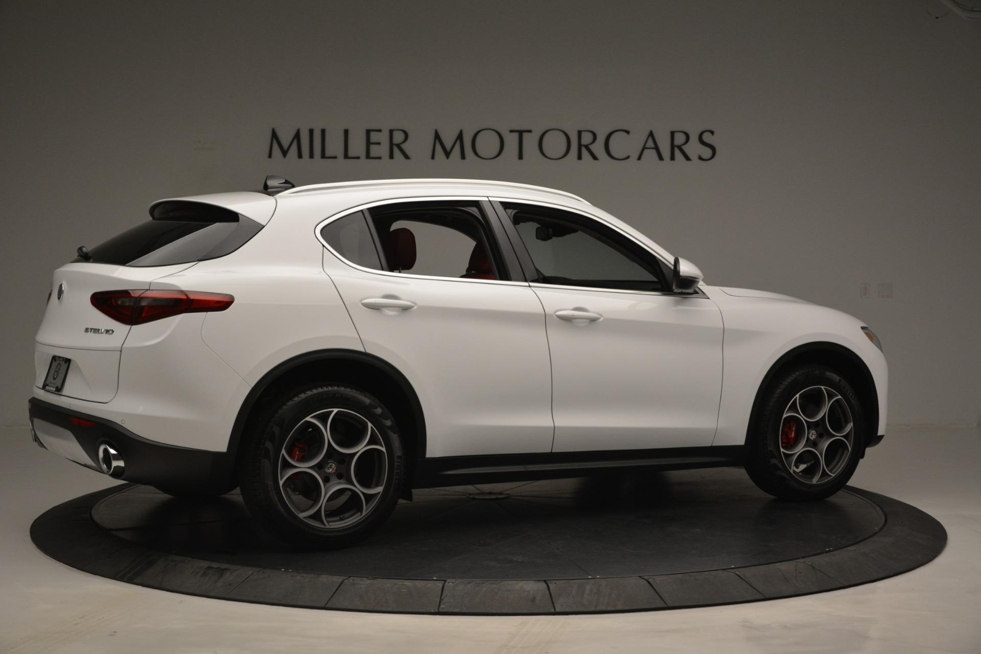 New 2019 Alfa Romeo Stelvio Q4 For Sale In Greenwich, CT. Alfa Romeo of Greenwich, L497 2657_p8