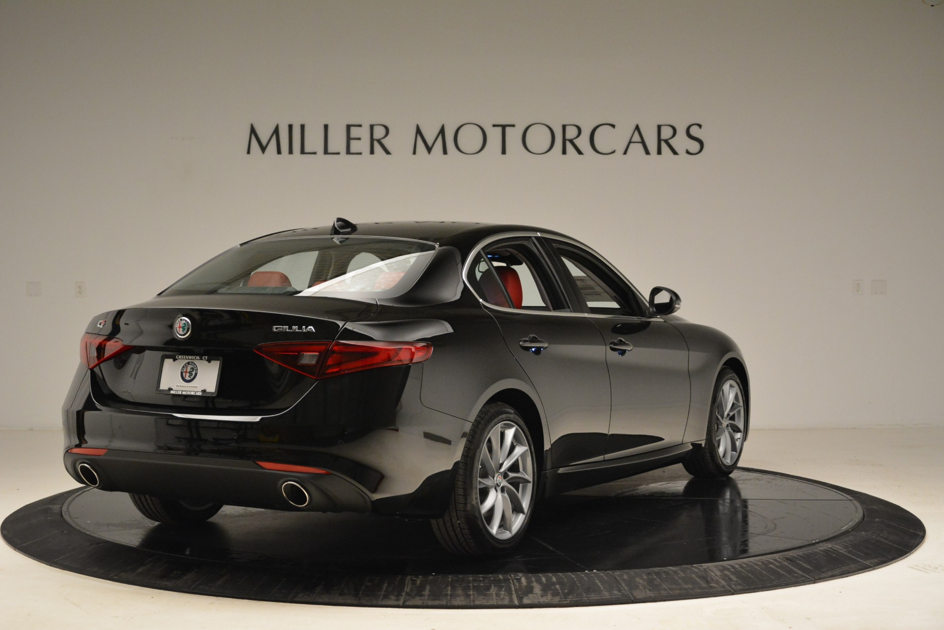 New 2019 Alfa Romeo Giulia Q4 For Sale In Greenwich, CT. Alfa Romeo of Greenwich, LW249 2662_p7