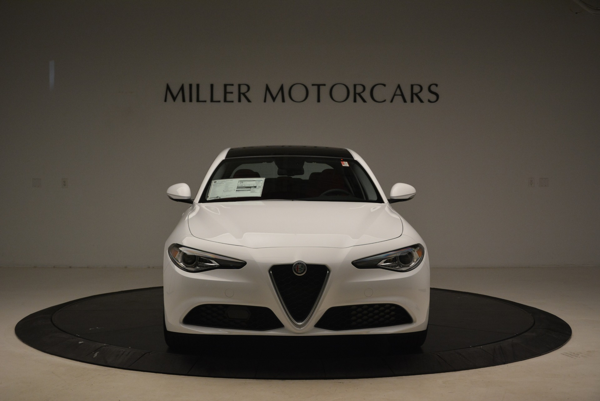 New 2019 Alfa Romeo Giulia Q4 For Sale In Greenwich, CT. Alfa Romeo of Greenwich, LW253 2666_p12