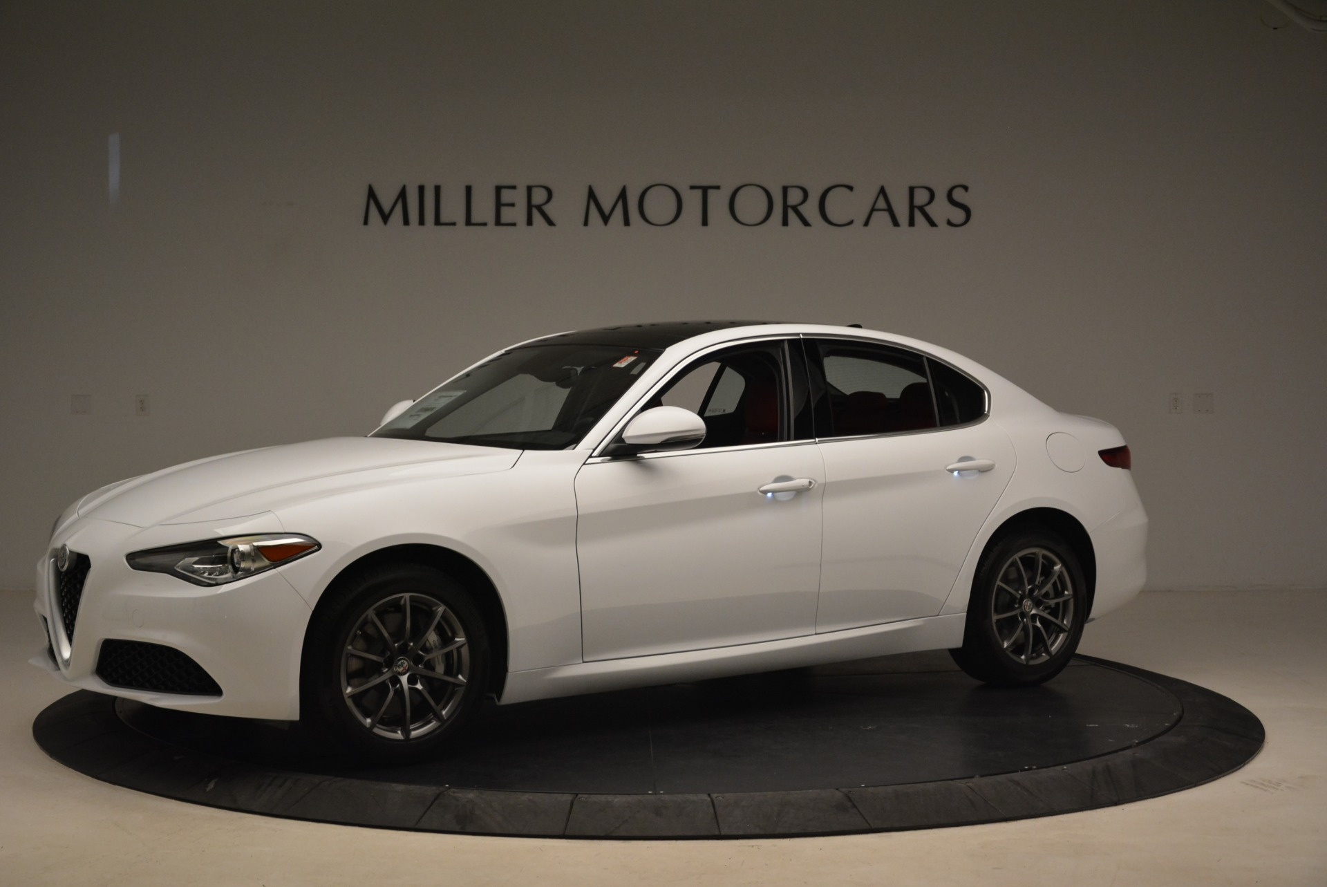 New 2019 Alfa Romeo Giulia Q4 For Sale In Greenwich, CT. Alfa Romeo of Greenwich, LW253 2666_p2