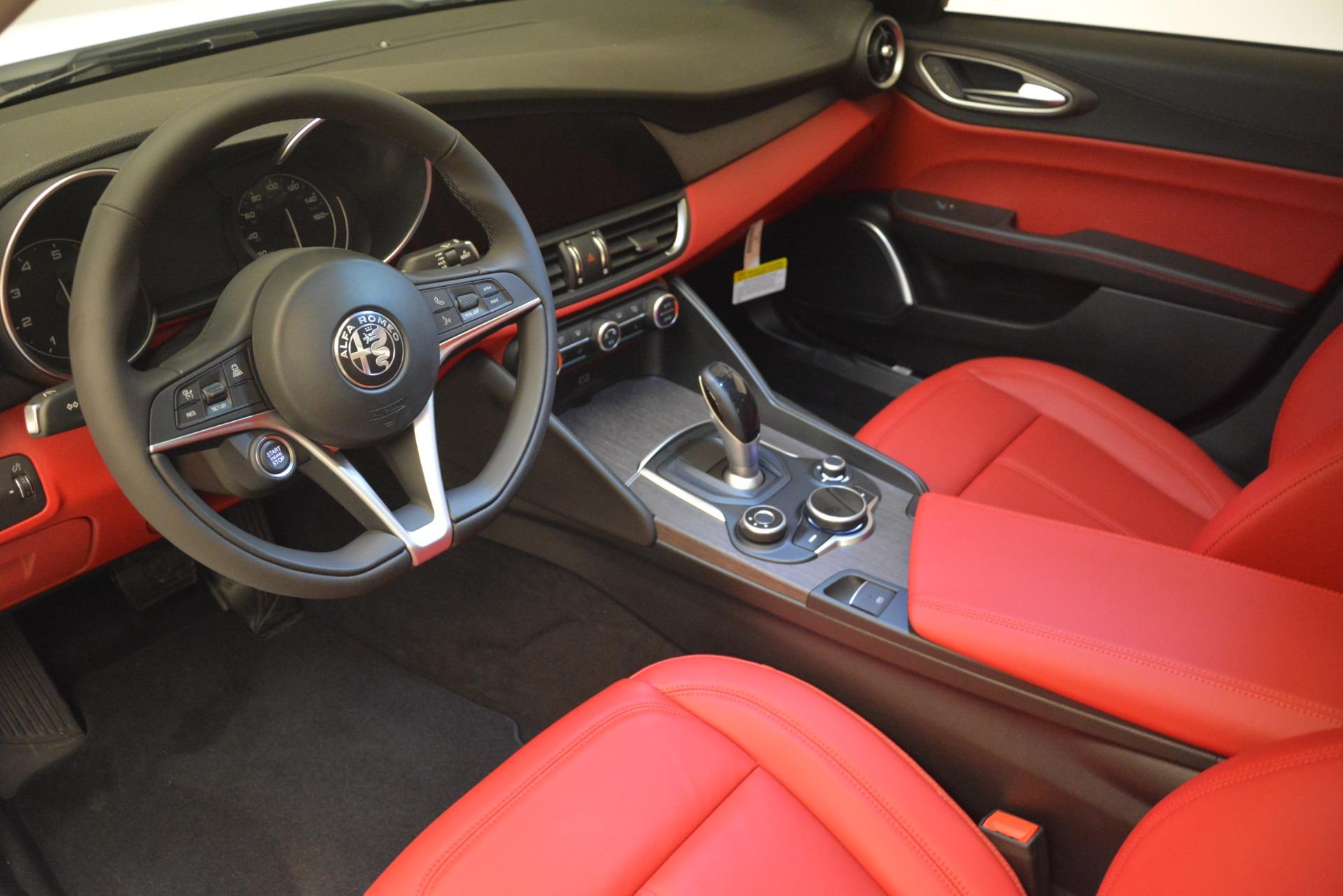 New 2019 Alfa Romeo Giulia Ti Q4 For Sale In Greenwich, CT. Alfa Romeo of Greenwich, LW255 2667_p13