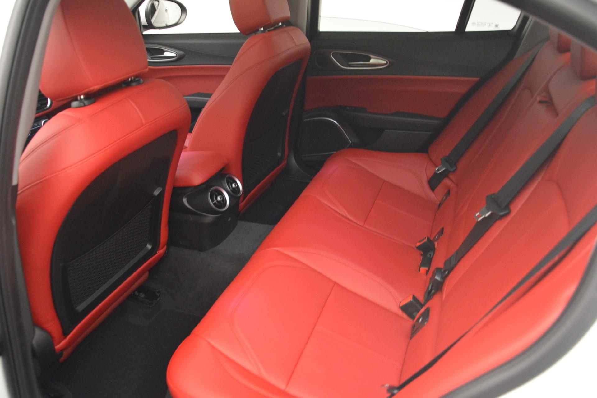 New 2019 Alfa Romeo Giulia Ti Q4 For Sale In Greenwich, CT. Alfa Romeo of Greenwich, LW255 2667_p19