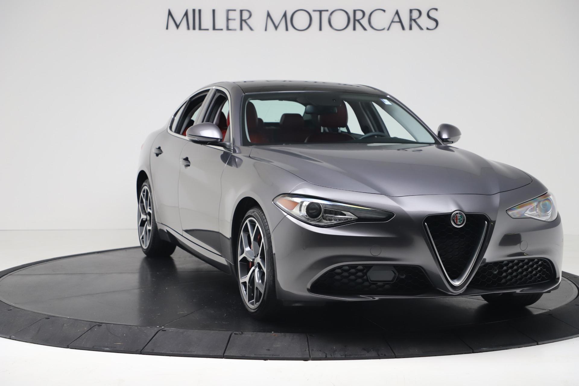 New 2019 Alfa Romeo Giulia Q4 For Sale In Greenwich, CT. Alfa Romeo of Greenwich, LW257 2669_p11
