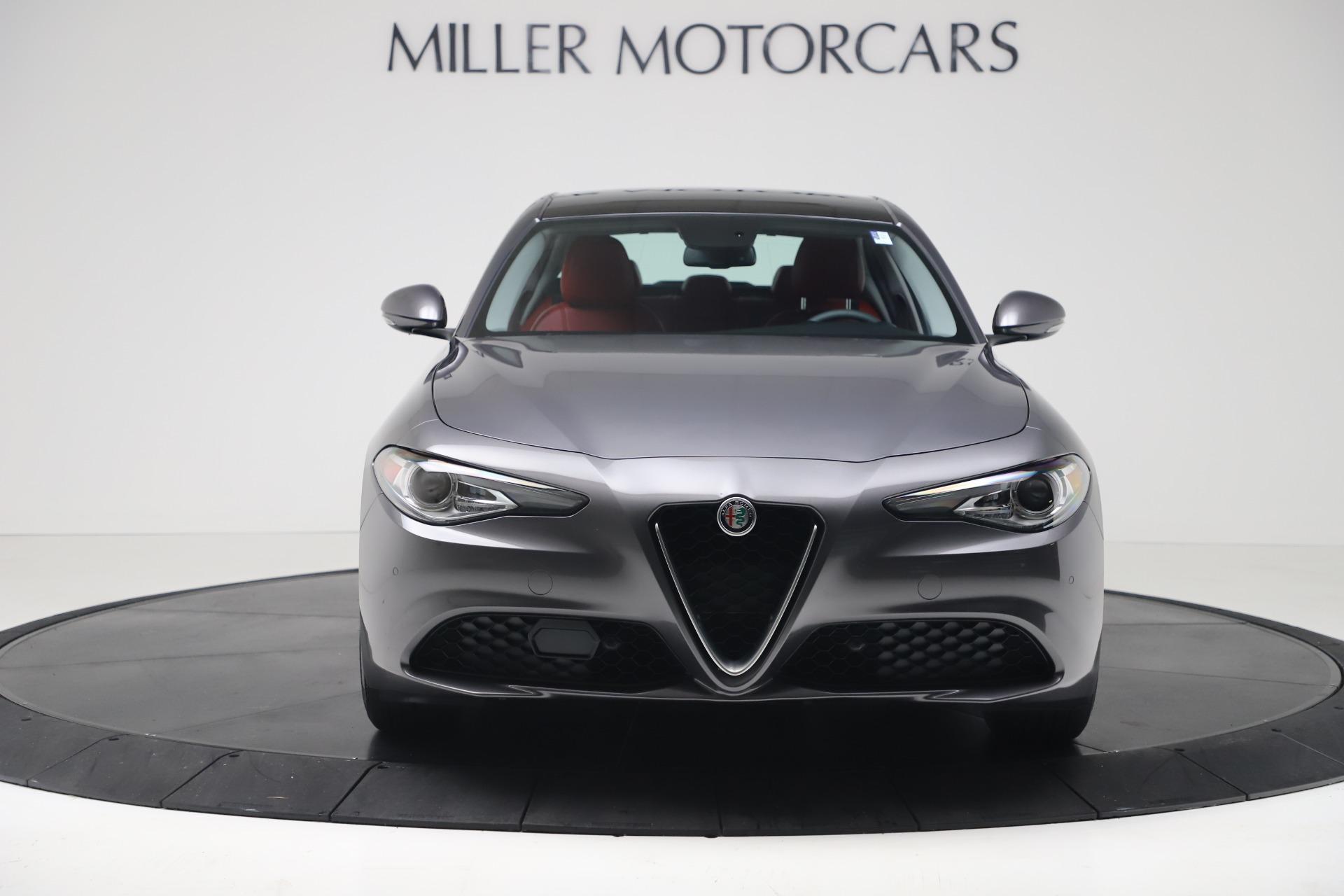 New 2019 Alfa Romeo Giulia Q4 For Sale In Greenwich, CT. Alfa Romeo of Greenwich, LW257 2669_p12