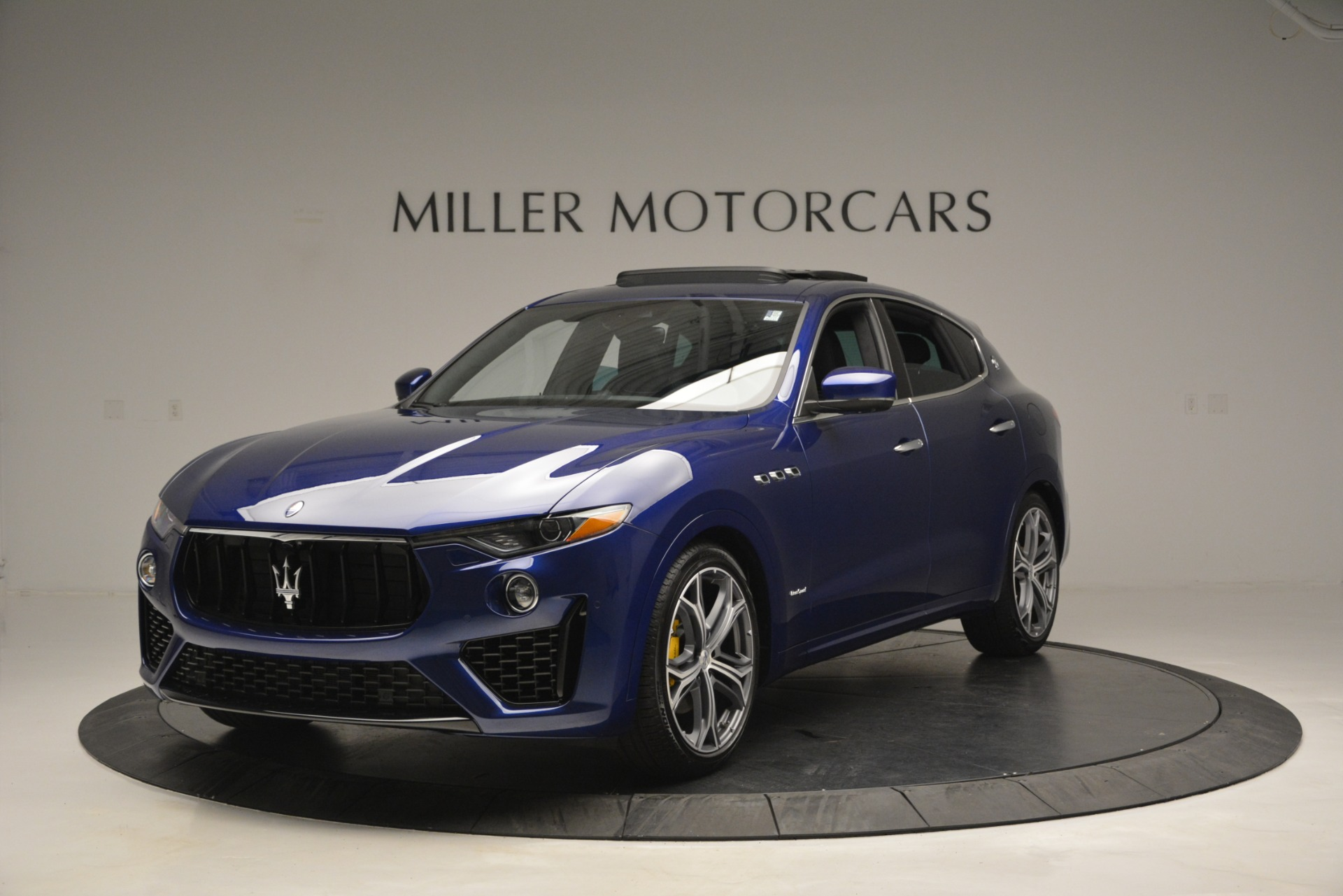 New 2019 Maserati Levante Q4 GranSport For Sale In Greenwich, CT. Alfa Romeo of Greenwich, M2230