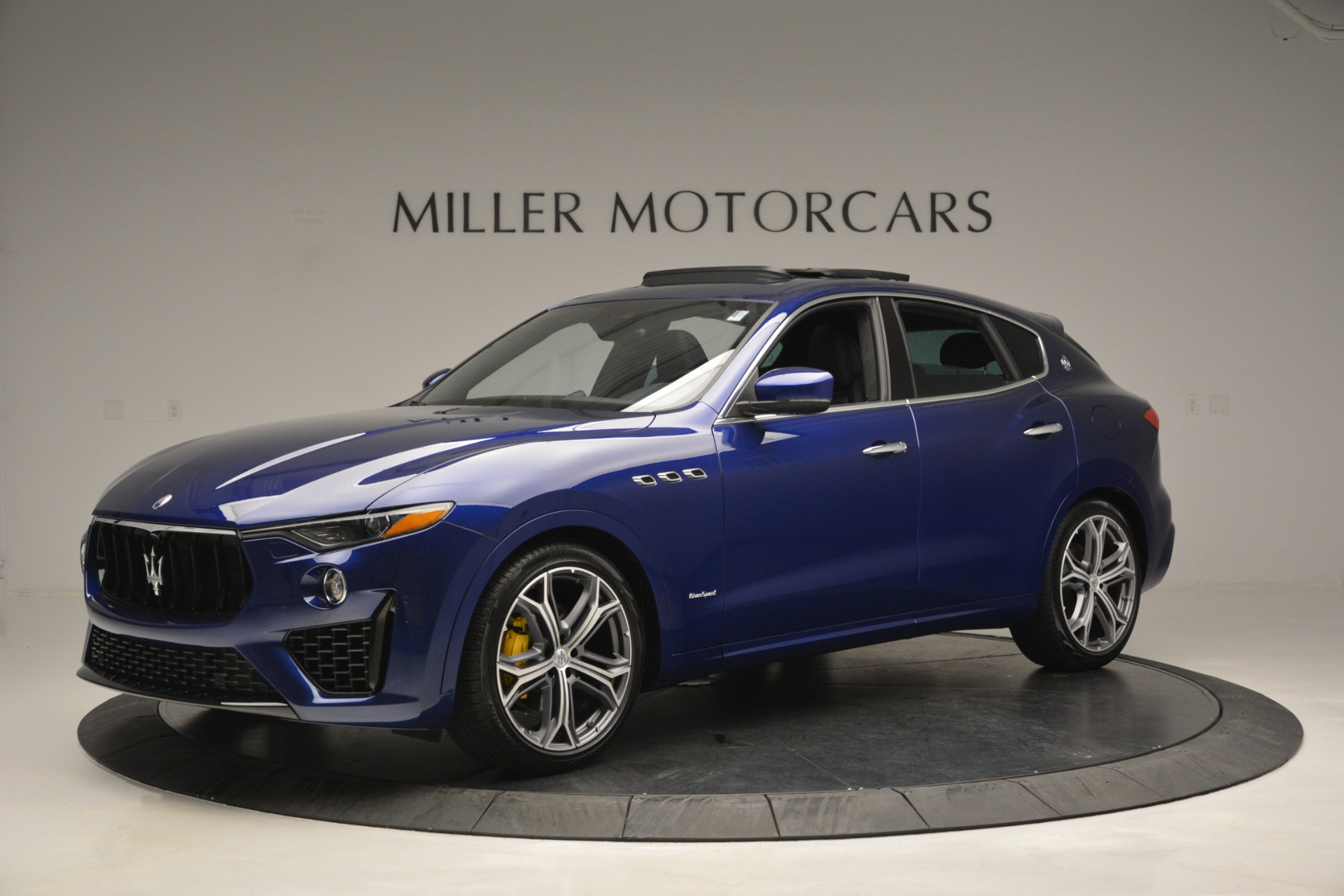 New 2019 Maserati Levante Q4 GranSport For Sale In Greenwich, CT. Alfa Romeo of Greenwich, M2230 2670_p2
