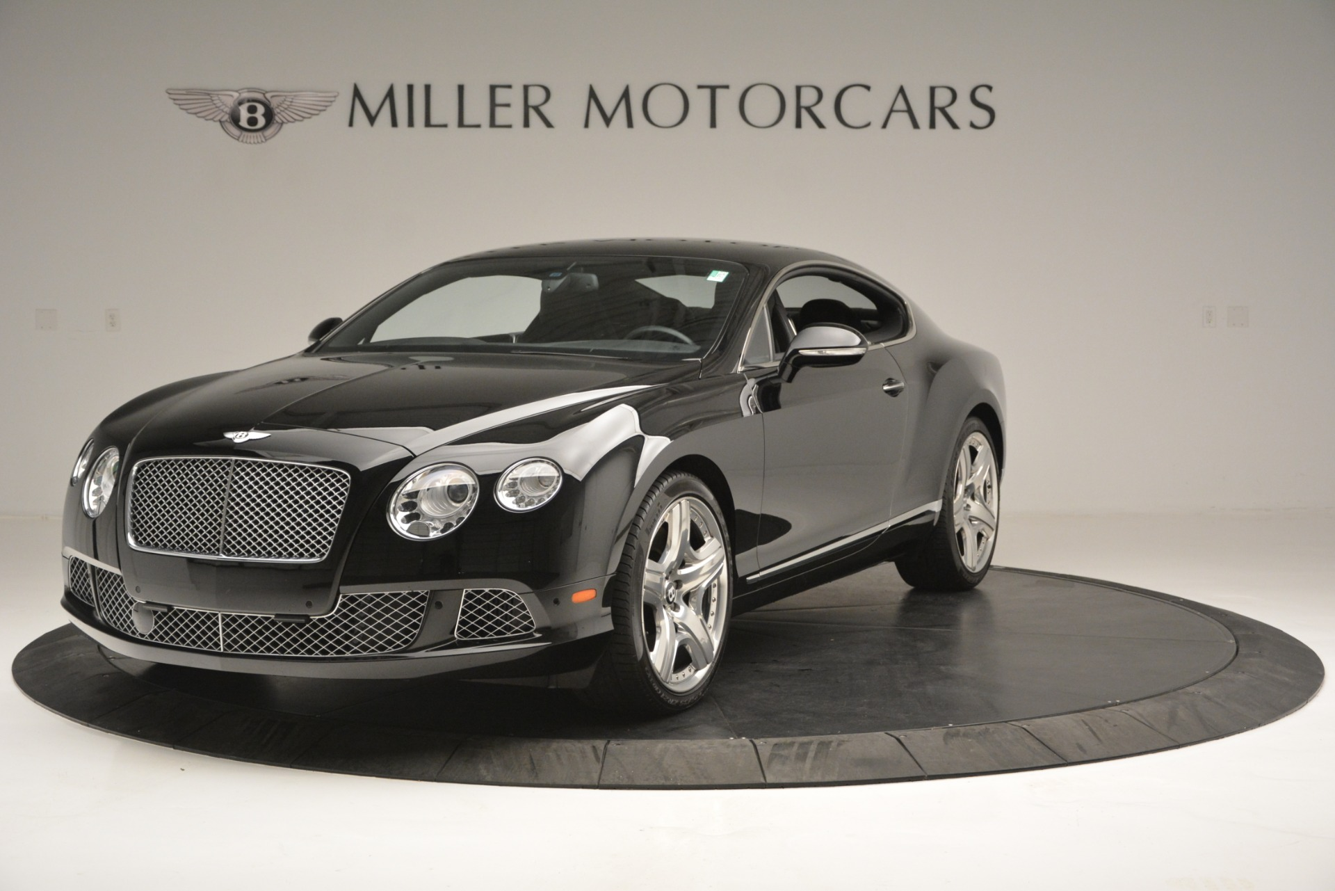 Used 2012 Bentley Continental GT W12 For Sale In Greenwich, CT. Alfa Romeo of Greenwich, 7439 2671_main