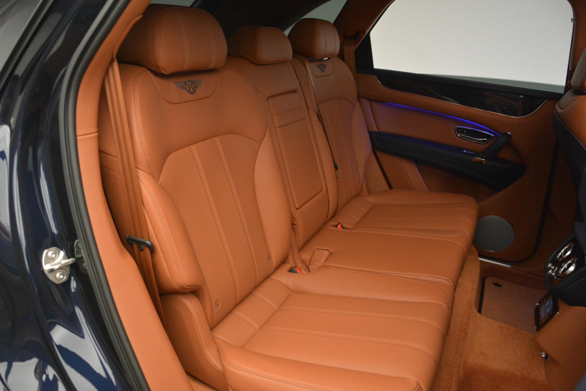 New 2019 Bentley Bentayga V8 For Sale In Greenwich, CT. Alfa Romeo of Greenwich, B1388 2672_p24
