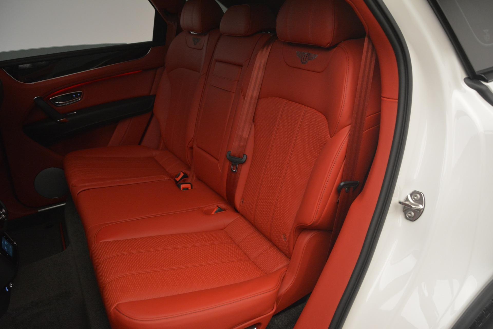 New 2019 Bentley Bentayga V8 For Sale In Greenwich, CT. Alfa Romeo of Greenwich, B1396 2673_p25