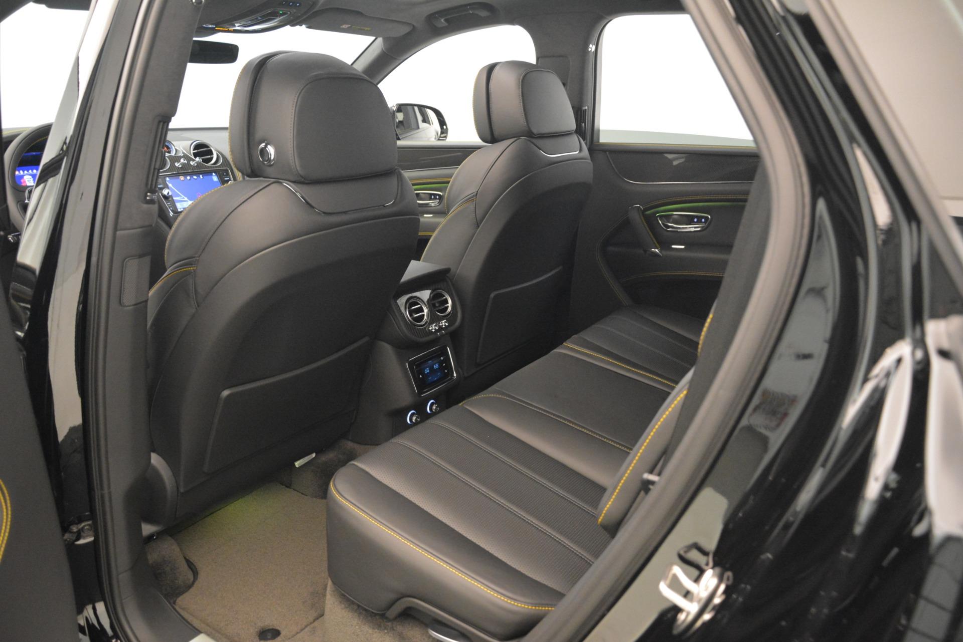 New 2019 Bentley Bentayga V8 For Sale In Greenwich, CT. Alfa Romeo of Greenwich, B1399 2675_p27