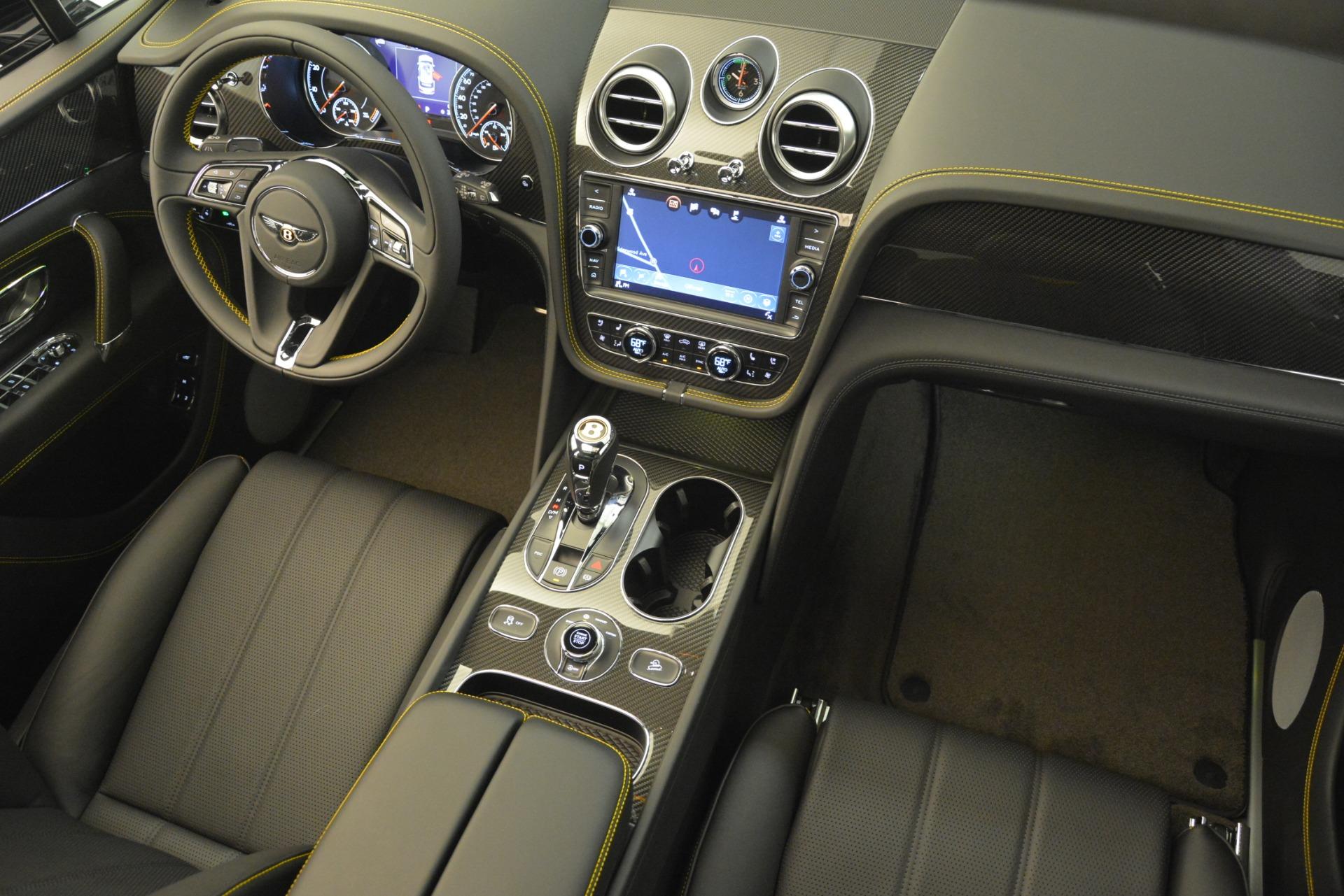 New 2019 Bentley Bentayga V8 For Sale In Greenwich, CT. Alfa Romeo of Greenwich, B1399 2675_p30