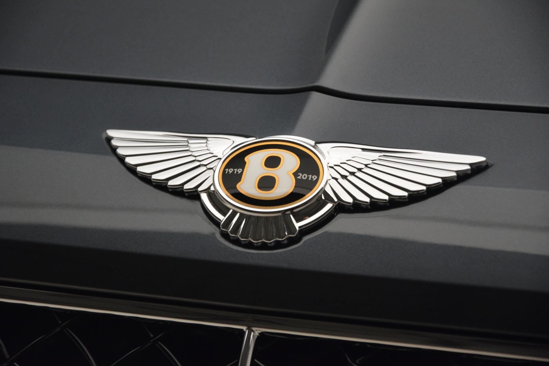 New 2019 Bentley Bentayga V8 For Sale In Greenwich, CT. Alfa Romeo of Greenwich, B1397 2676_p16
