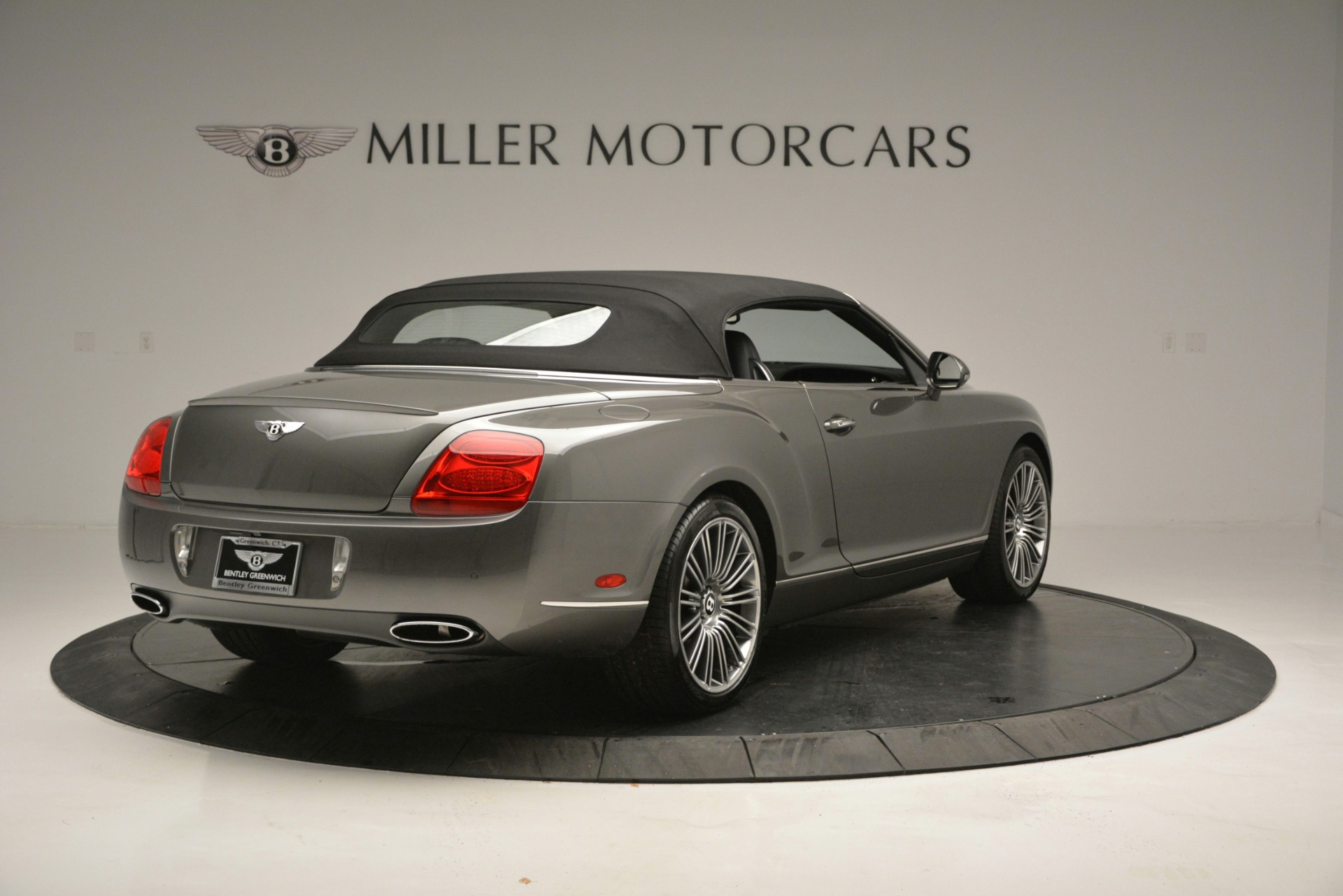 Used 2010 Bentley Continental GT Speed For Sale In Greenwich, CT. Alfa Romeo of Greenwich, 7441 2677_p15