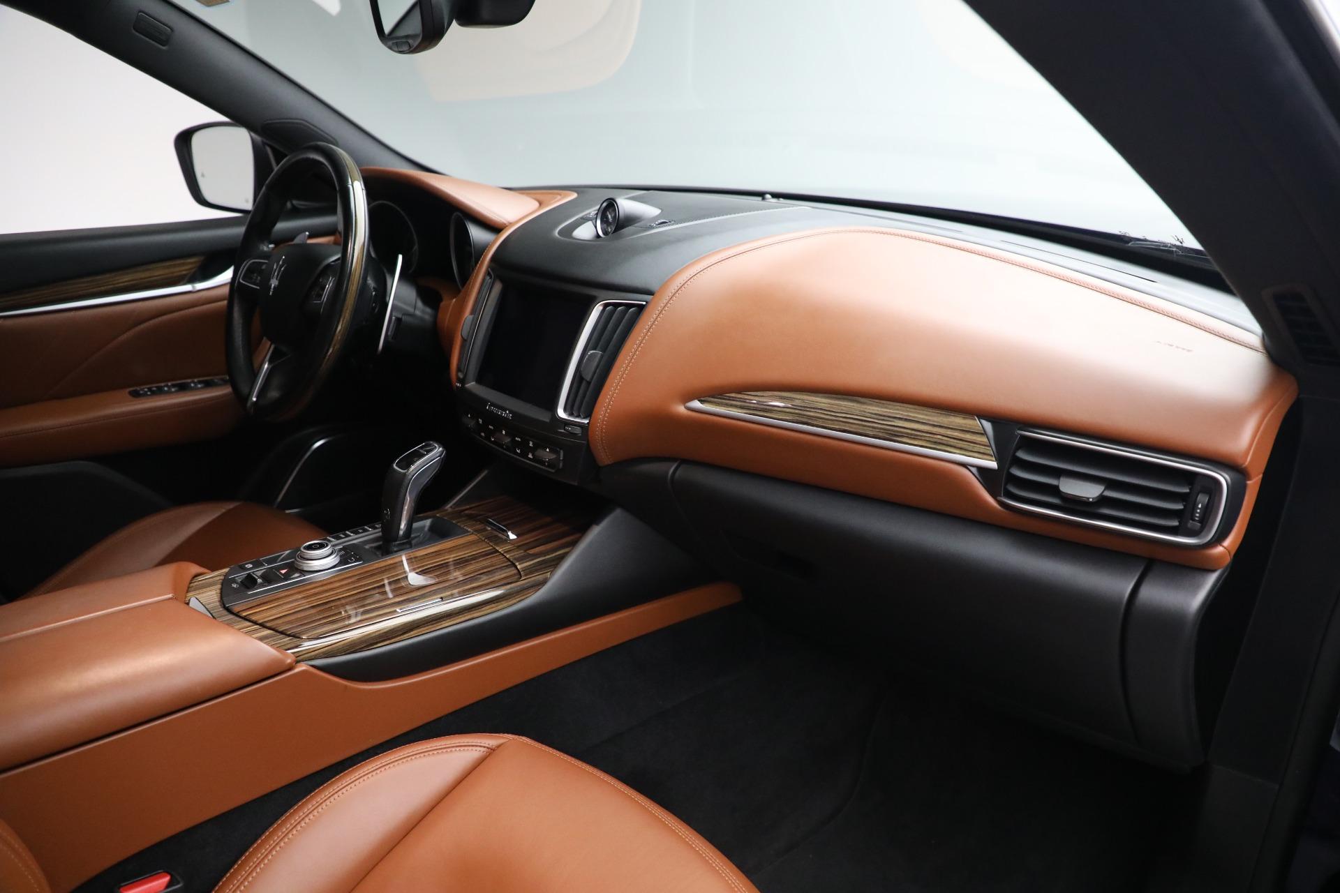 New 2019 Maserati Levante Q4 GranLusso For Sale In Greenwich, CT. Alfa Romeo of Greenwich, M2207 2678_p23