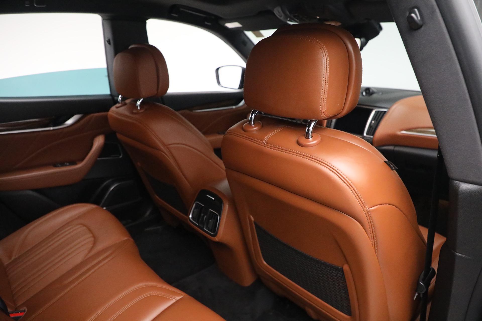New 2019 Maserati Levante Q4 GranLusso For Sale In Greenwich, CT. Alfa Romeo of Greenwich, M2207 2678_p24