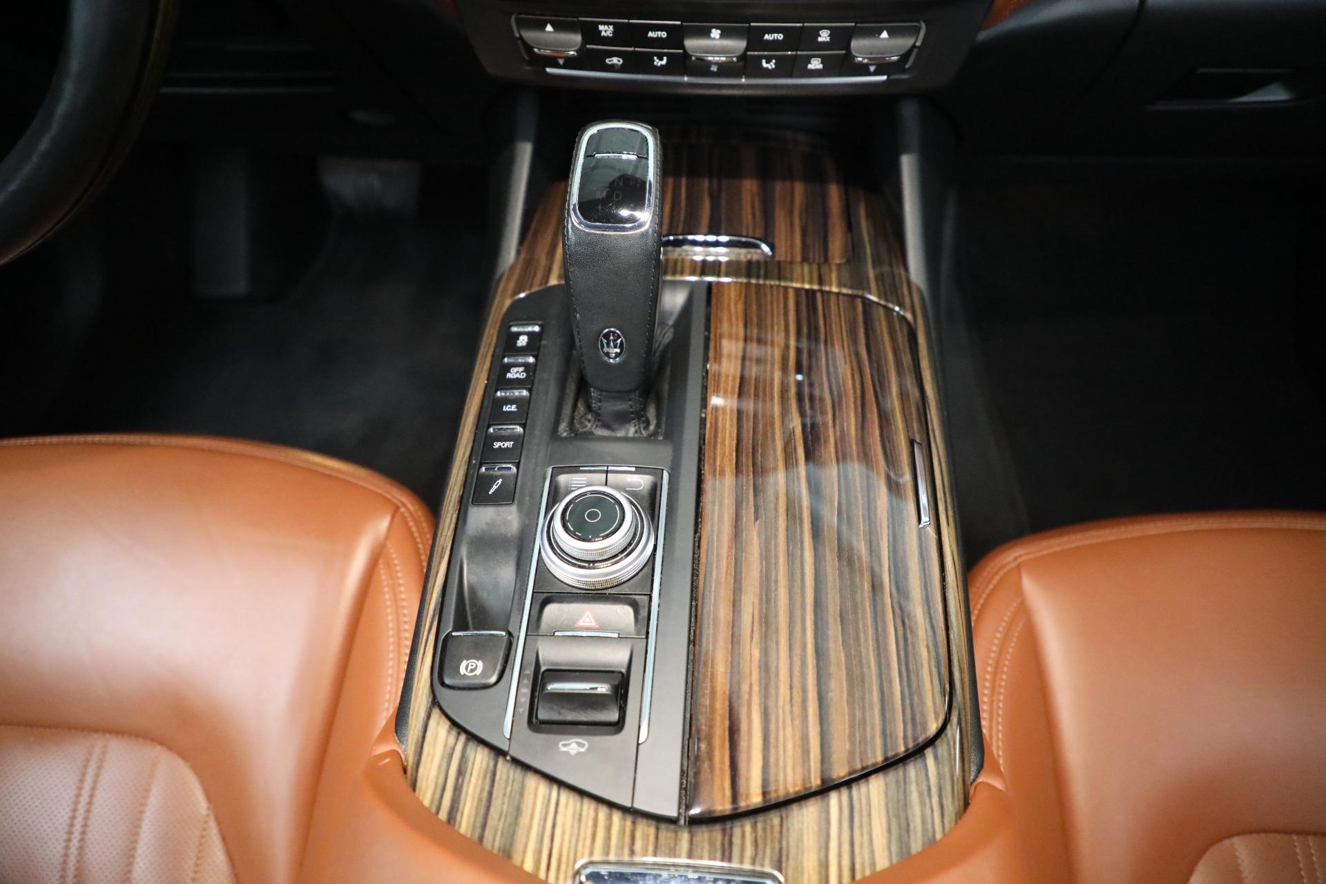 New 2019 Maserati Levante Q4 GranLusso For Sale In Greenwich, CT. Alfa Romeo of Greenwich, M2207 2678_p26